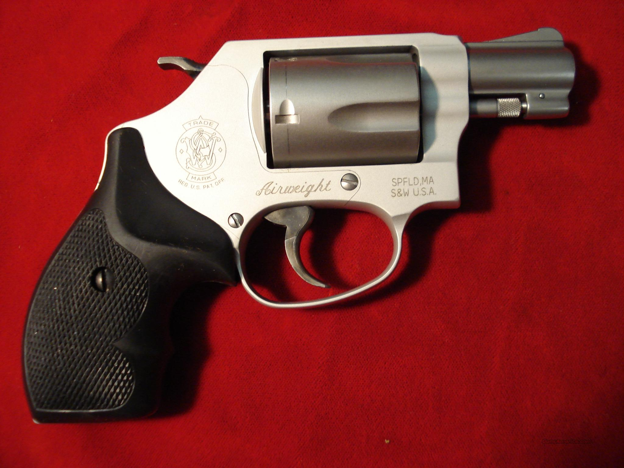 SMITH AND WESSON MODEL 637 AIRWEIGHT NEW   Guns > Pistols > Smith & Wesson Revolvers > Pocket Pistols