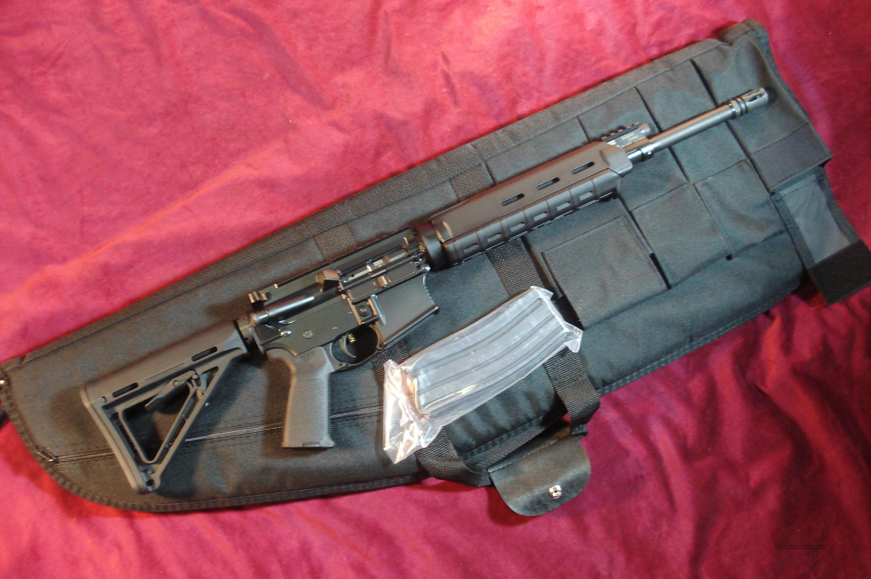 ADAMS ARMS PISTON AR15 223 CAL MAGPUL EQUIPMENT NEW  Guns > Rifles > AR-15 Rifles - Small Manufacturers > Complete Rifle