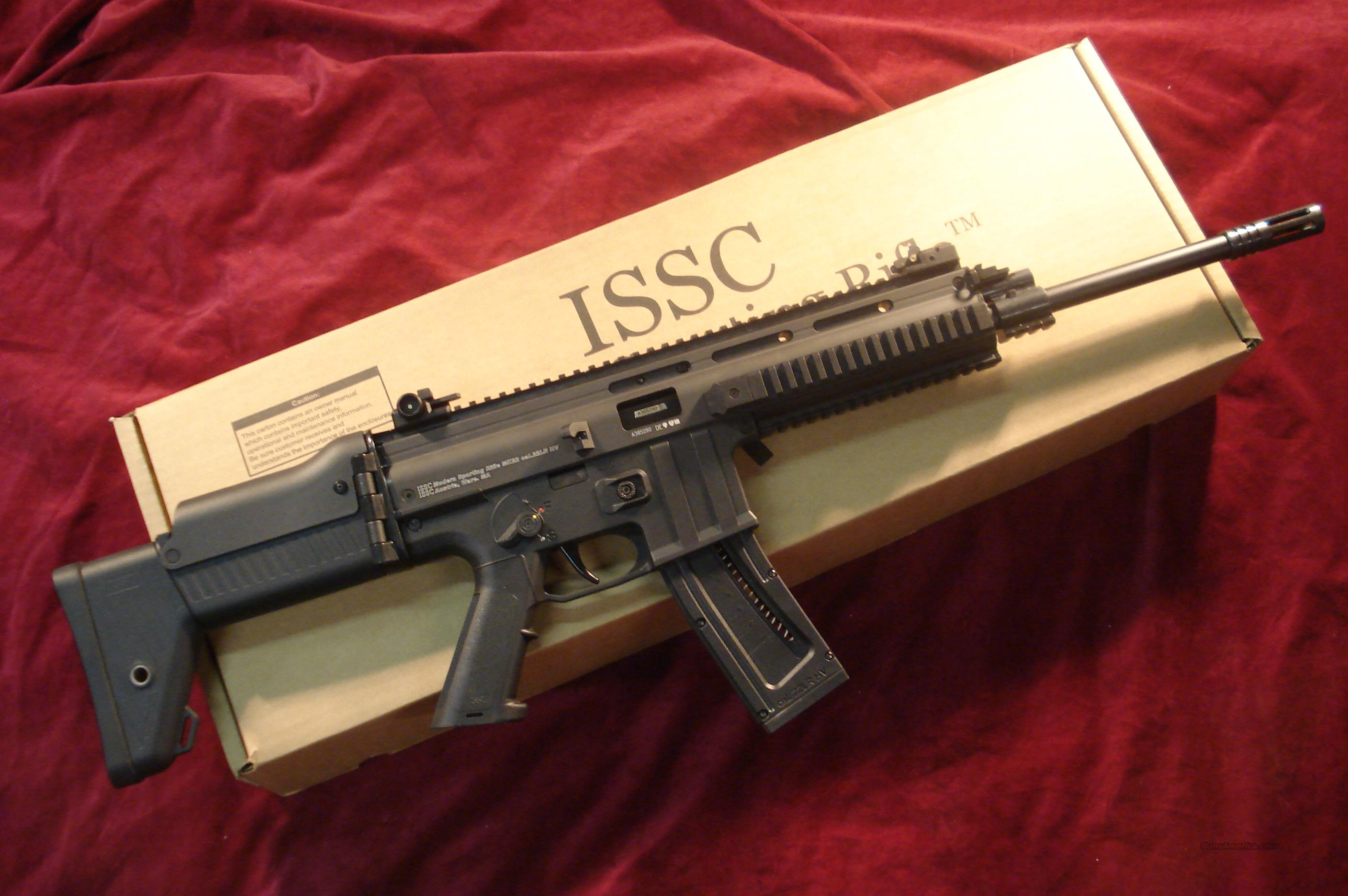 ISSC MODERN SPORTING RIFLE 22CAL SCAR NEW  Guns > Rifles > FNH - Fabrique Nationale (FN) Rifles > Semi-auto > Other
