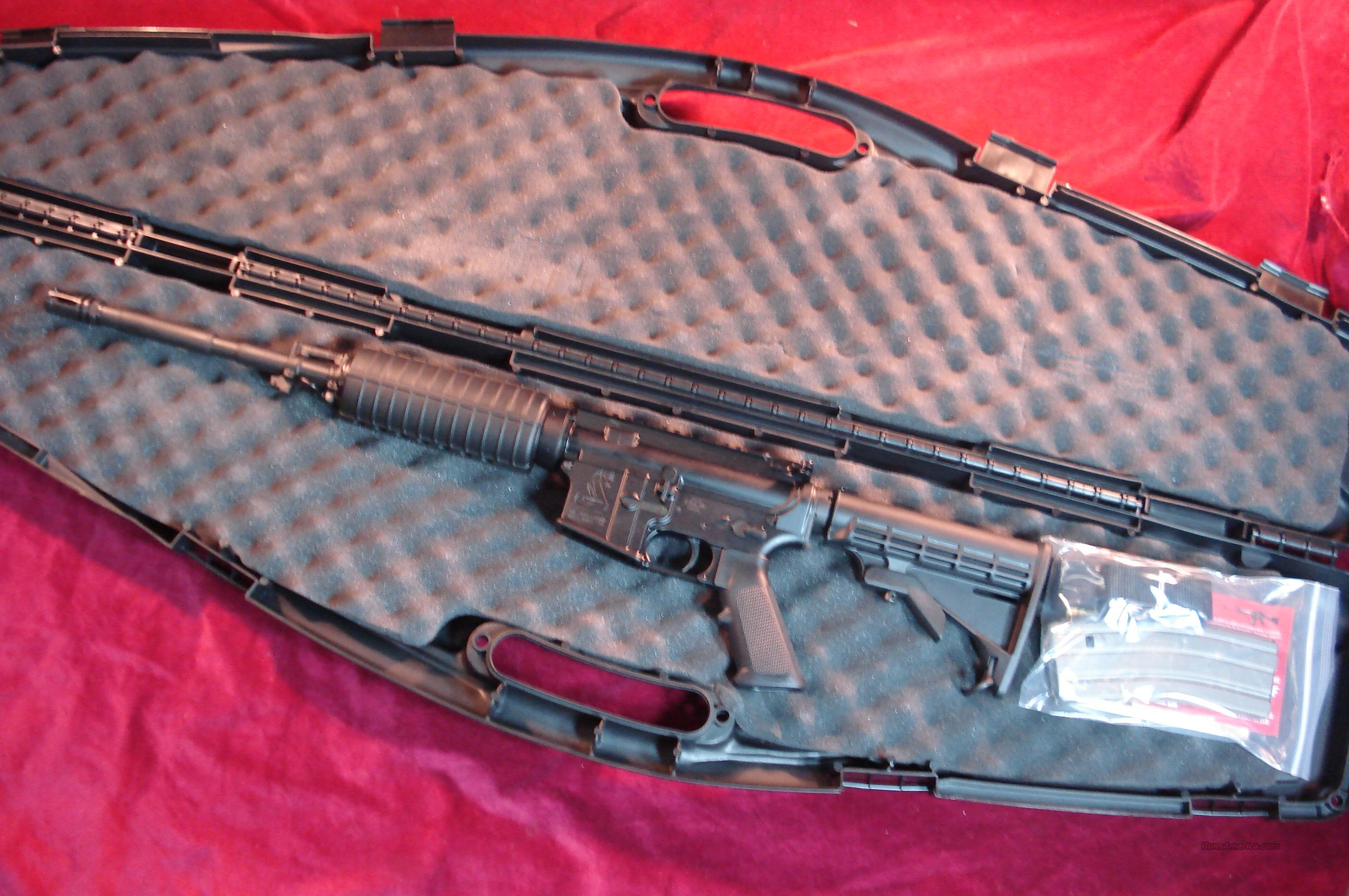 BUSHMASTER M4 O.R.C. ( OPTIC READY CARBINE) NEW   Guns > Rifles > Bushmaster Rifles > Complete Rifles
