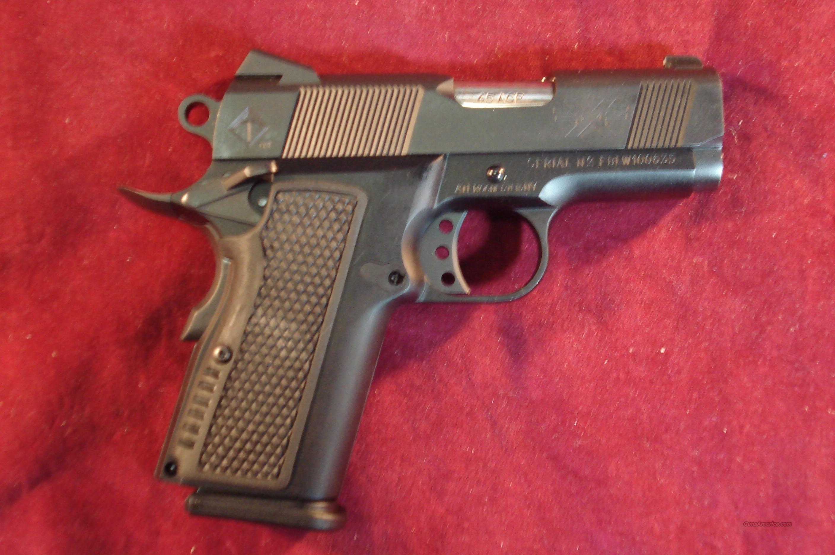"ATI FATBOY 1911 45ACP 3.1"" BARREL NEW  Guns > Rifles > American Tactical Imports Rifles"