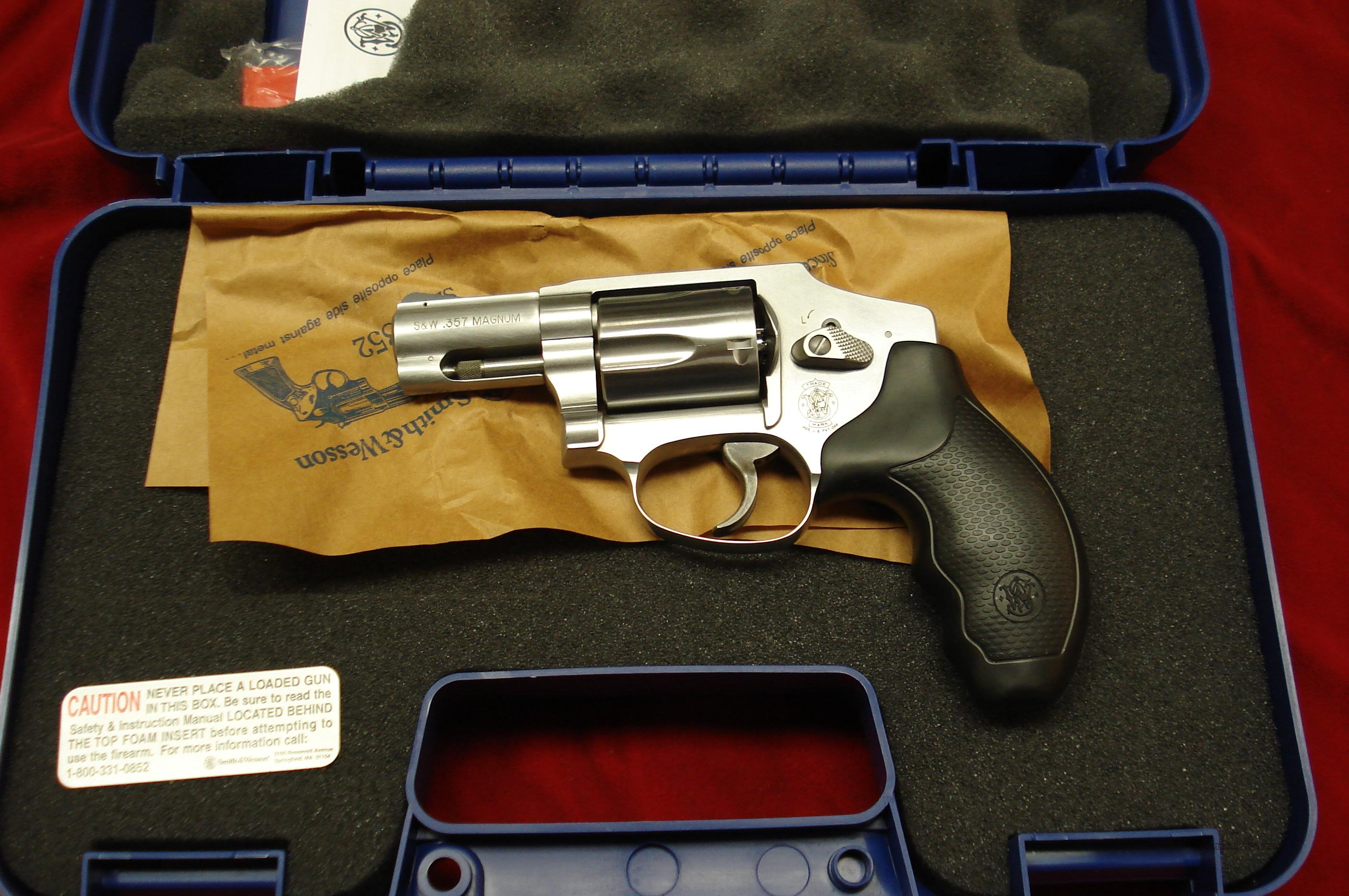 "SMITH AND WESSON MODEL MODEL 640 357MAG 2 1/8"" STAINLESS NEW  Guns > Pistols > Smith & Wesson Revolvers > Pocket Pistols"