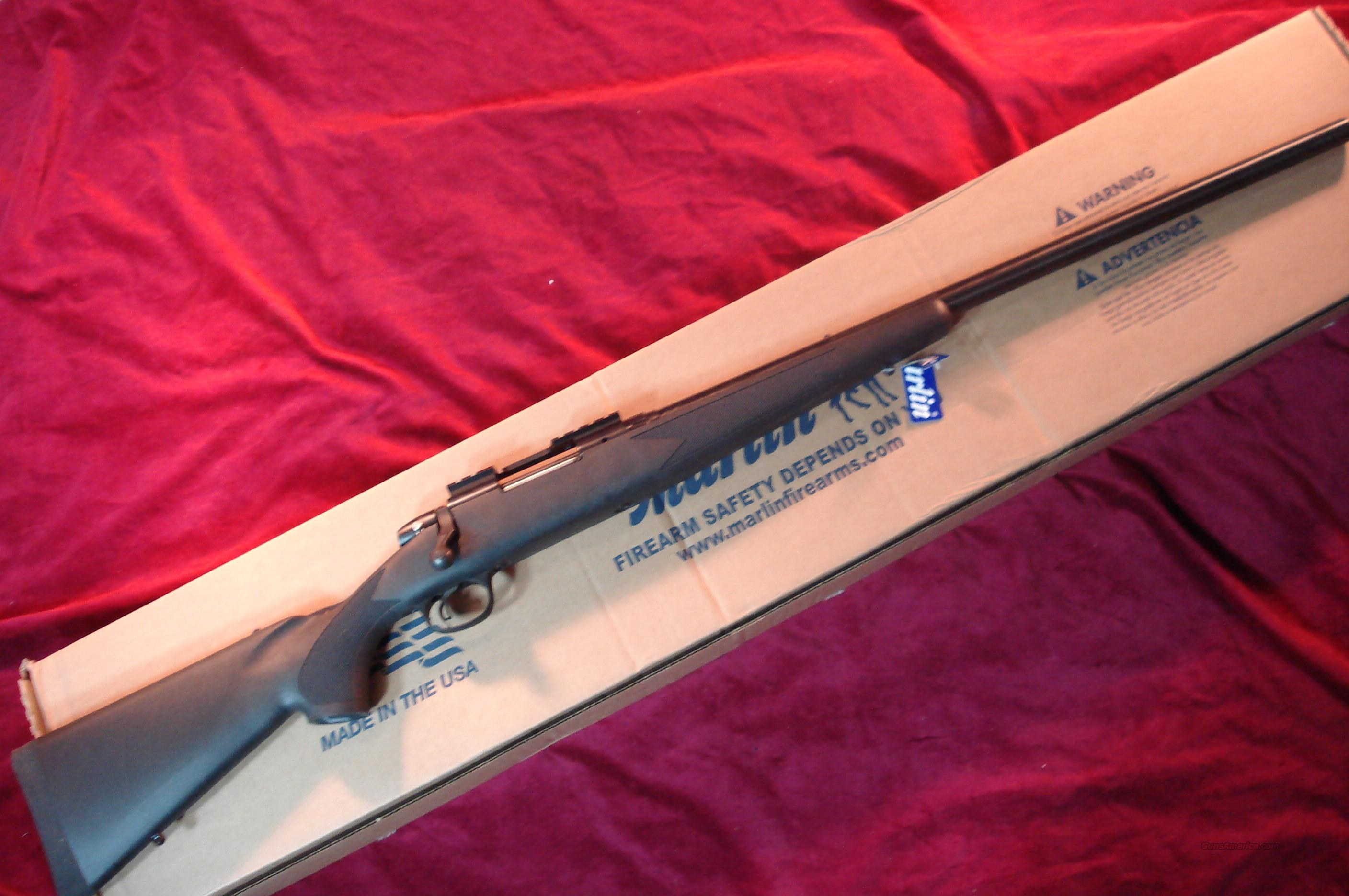 MARLIN XS7VH VARMINT HEAVY 22-250CAL NEW  Guns > Rifles > Marlin Rifles > Modern > Bolt/Pump