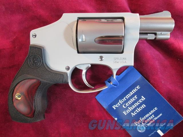 SMITH AND WESSON PERFORMANCE CENTER 642 MODEL II STAINLESS .38 SPECIAL NEW  Guns > Pistols > Smith & Wesson Revolvers > Pocket Pistols