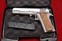 AMT HARDBALLER STAINLESS 1911 45ACP W/ADJUSTABLE SIGHTS USED  Guns > Pistols > AMT Pistols > 1911 copies
