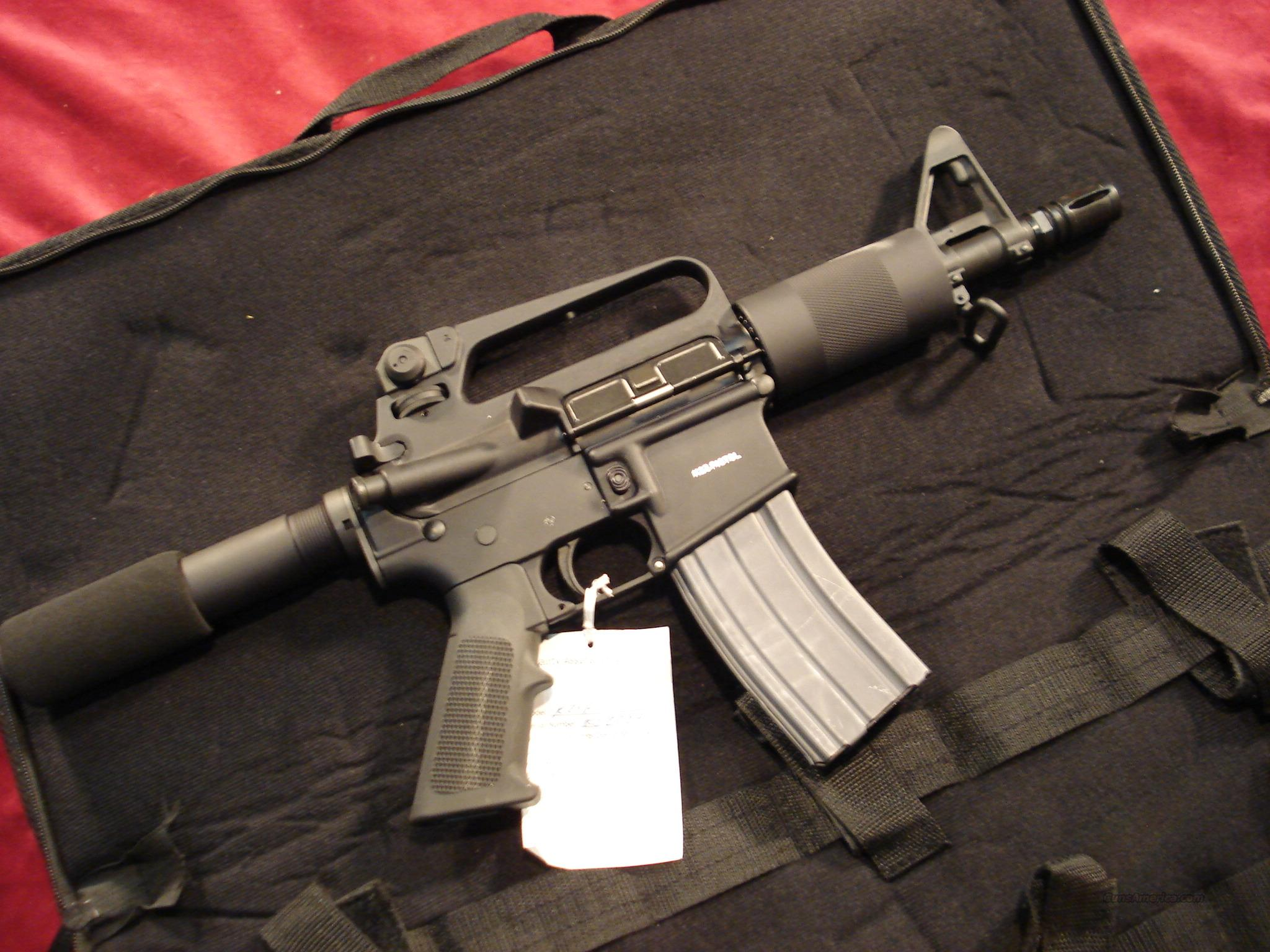 OLYMPIC ARMS K23P AR-15 PISTOL NEW  Guns > Pistols > Olympic Arms Pistols