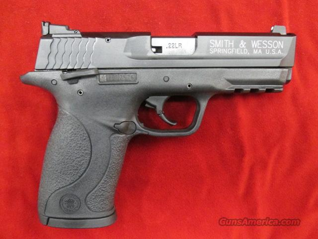SMITH AND WESSON M&P 22 COMPACT 22LR NEW (108390)  Guns > Pistols > Smith & Wesson Pistols - Autos > .22 Autos