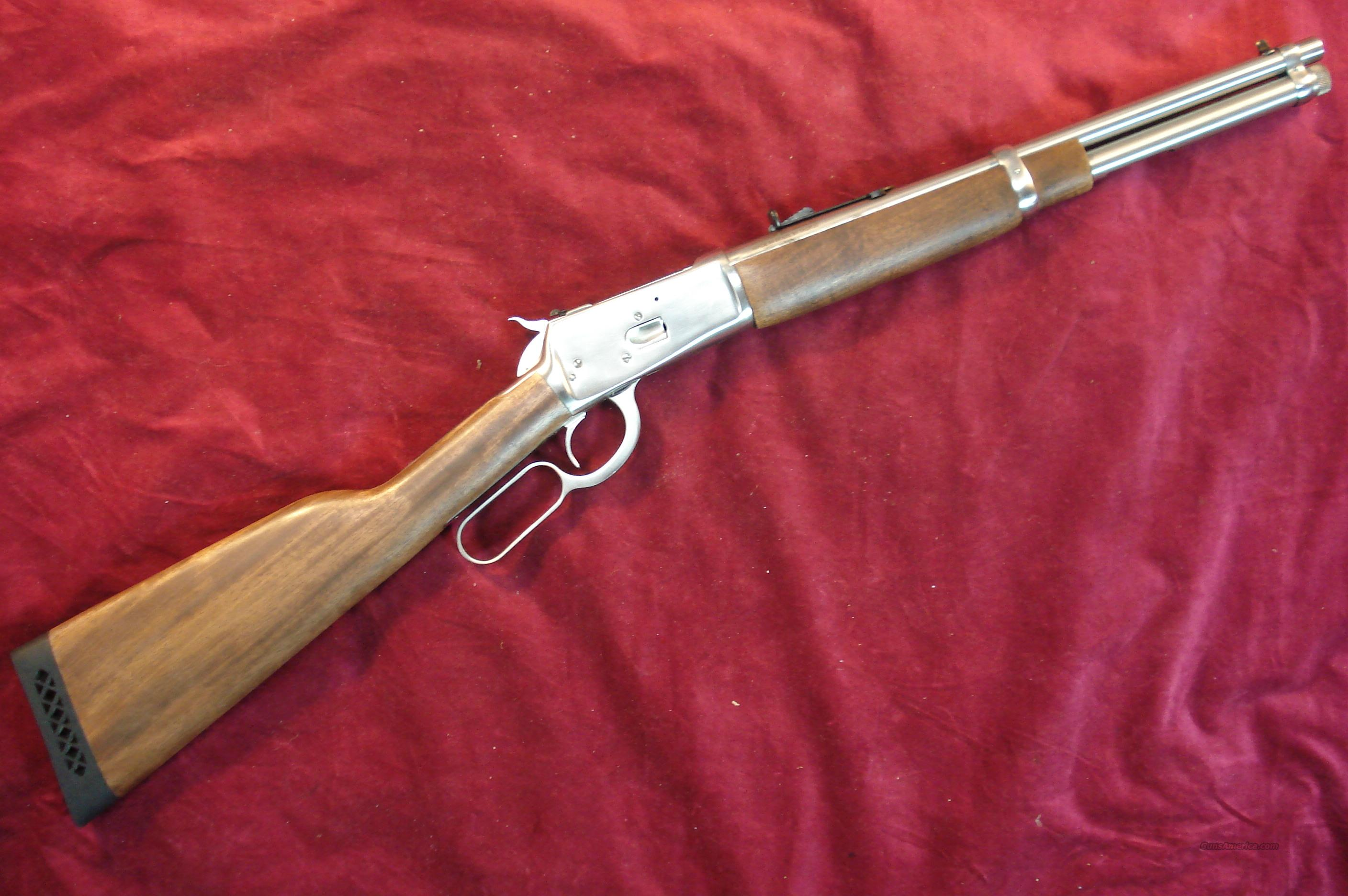 "ROSSI 92 LEVER ACTION 454 CASULL 16"" STAINLESS NEW  Guns > Rifles > Rossi Rifles > Cowboy"