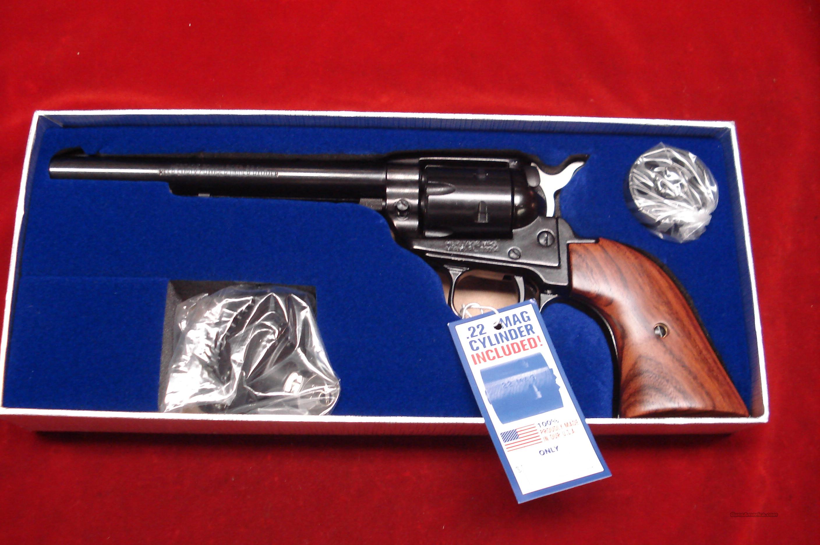 "HERITAGE ARMS ROUGH RIDER 22LR 6.5"" BLUE NEW  Guns > Pistols > H Misc Pistols"