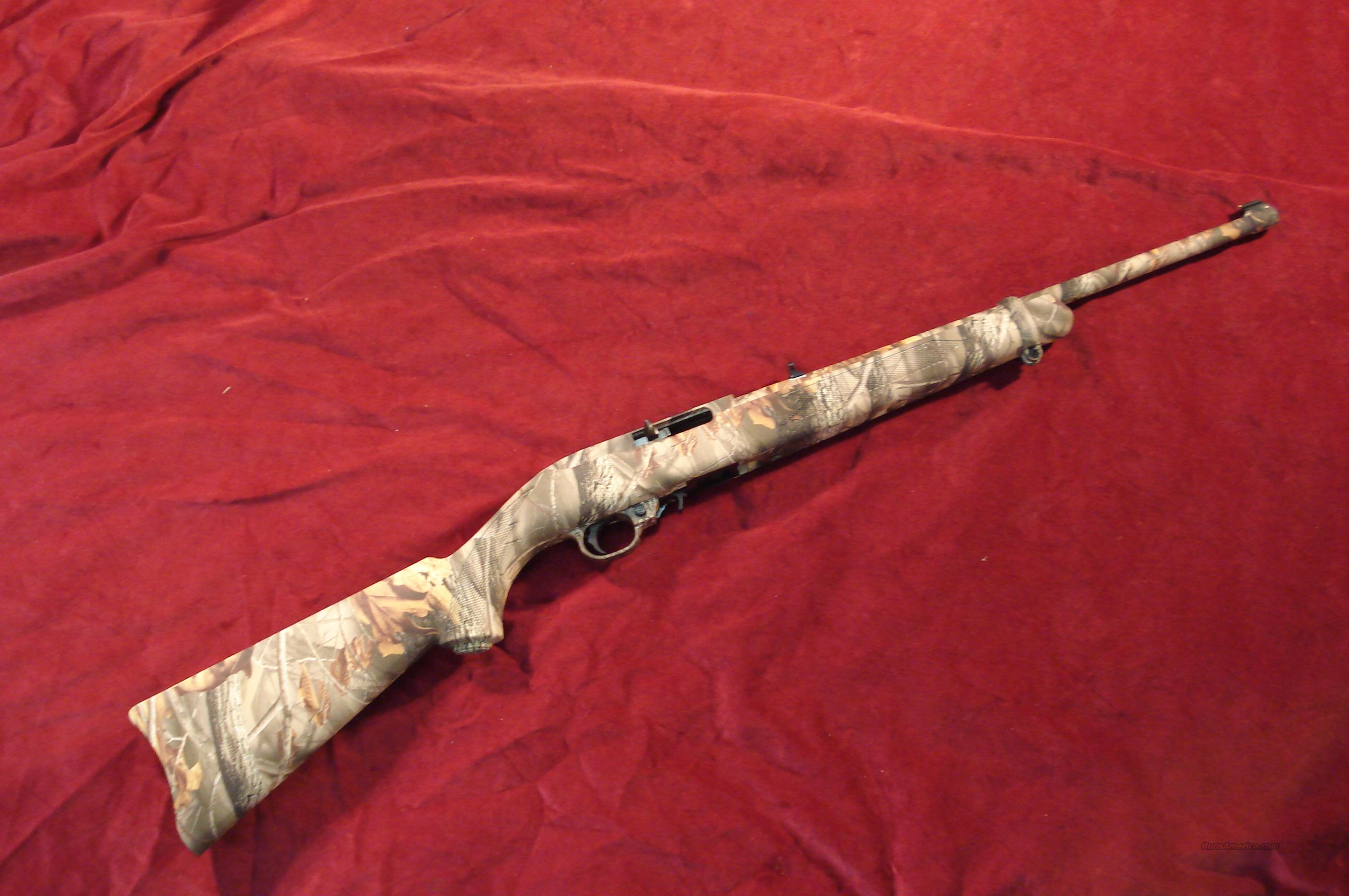 RUGER 10/22 HARD WOODS CAMO NEW (10/22RPFCARH)  Guns > Rifles > Ruger Rifles > 10-22