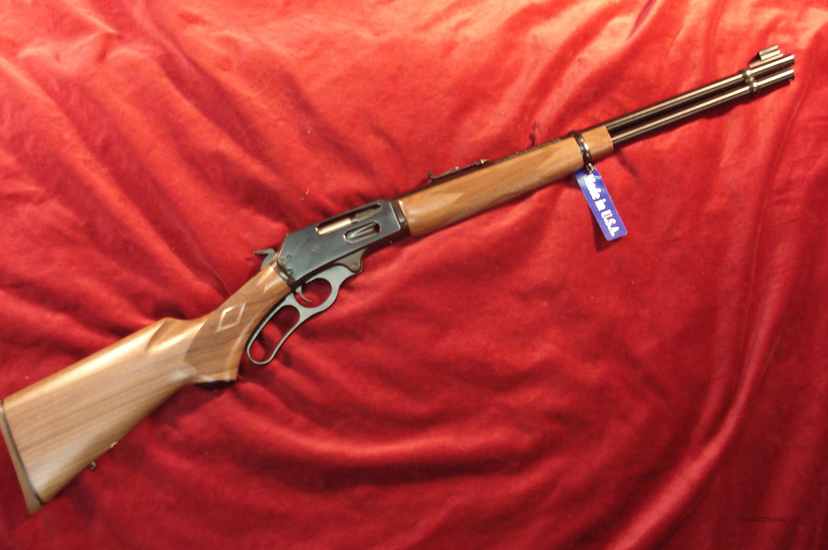 MARLIN 336C CHECKERED WALNUT 30-30CAL. NEW   Guns > Rifles > Marlin Rifles > Modern > Lever Action