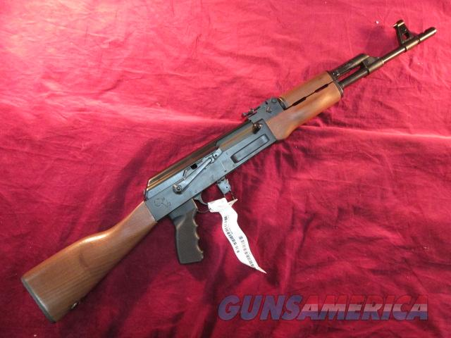 CENTURY ARMS C39 V-2 AK-47 MILLED RECEIVER AND WALNUT STOCK NEW  Guns > Rifles > AK-47 Rifles (and copies) > Full Stock