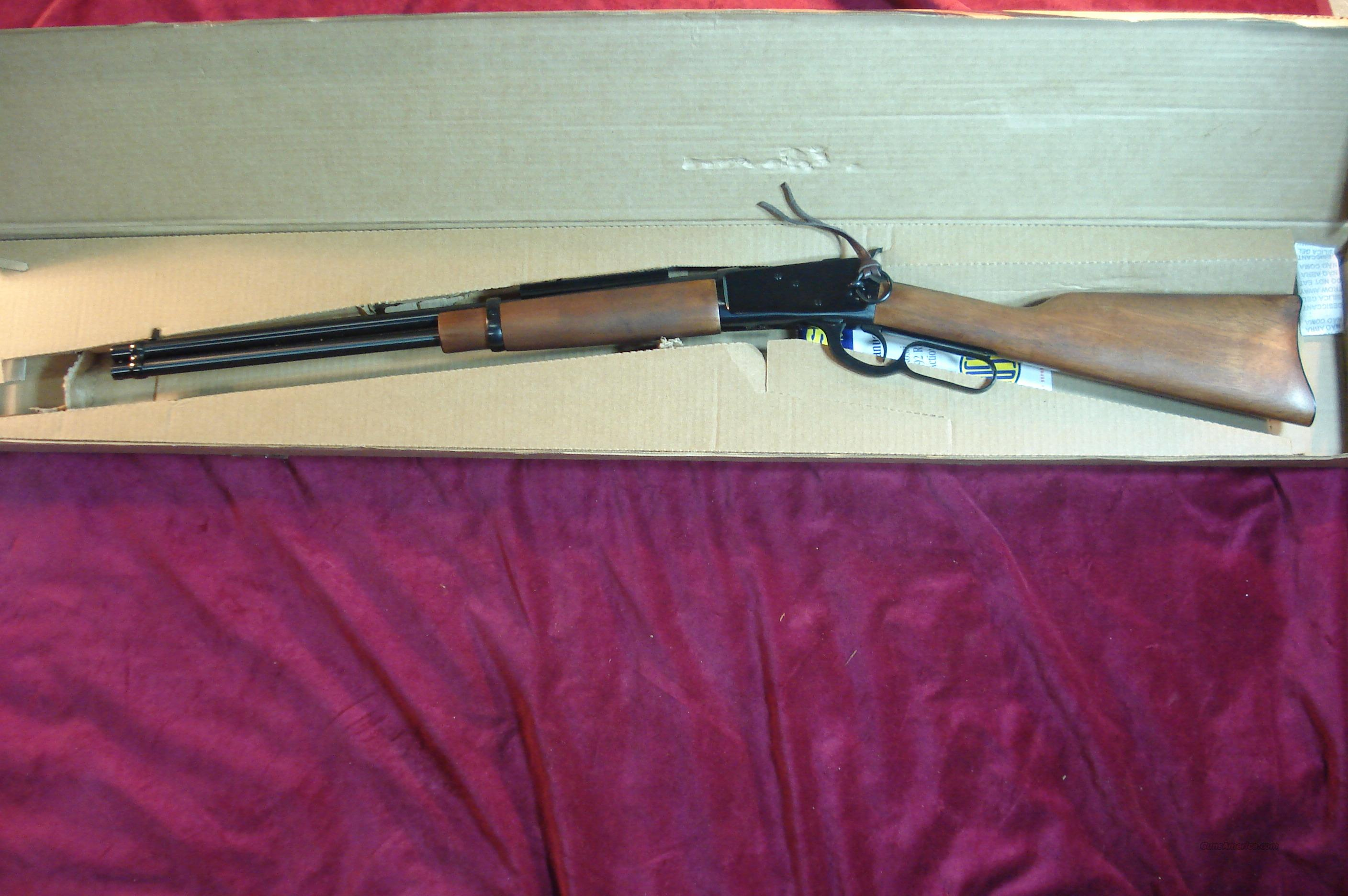 "ROSSI 20"" BLUE 92 SADDLE RING LEVER ACTION 357MAG NEW  Guns > Rifles > Rossi Rifles > Cowboy"