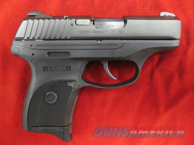 RUGER LC380 BLACK USED  Guns > Pistols > Ruger Semi-Auto Pistols > LC9