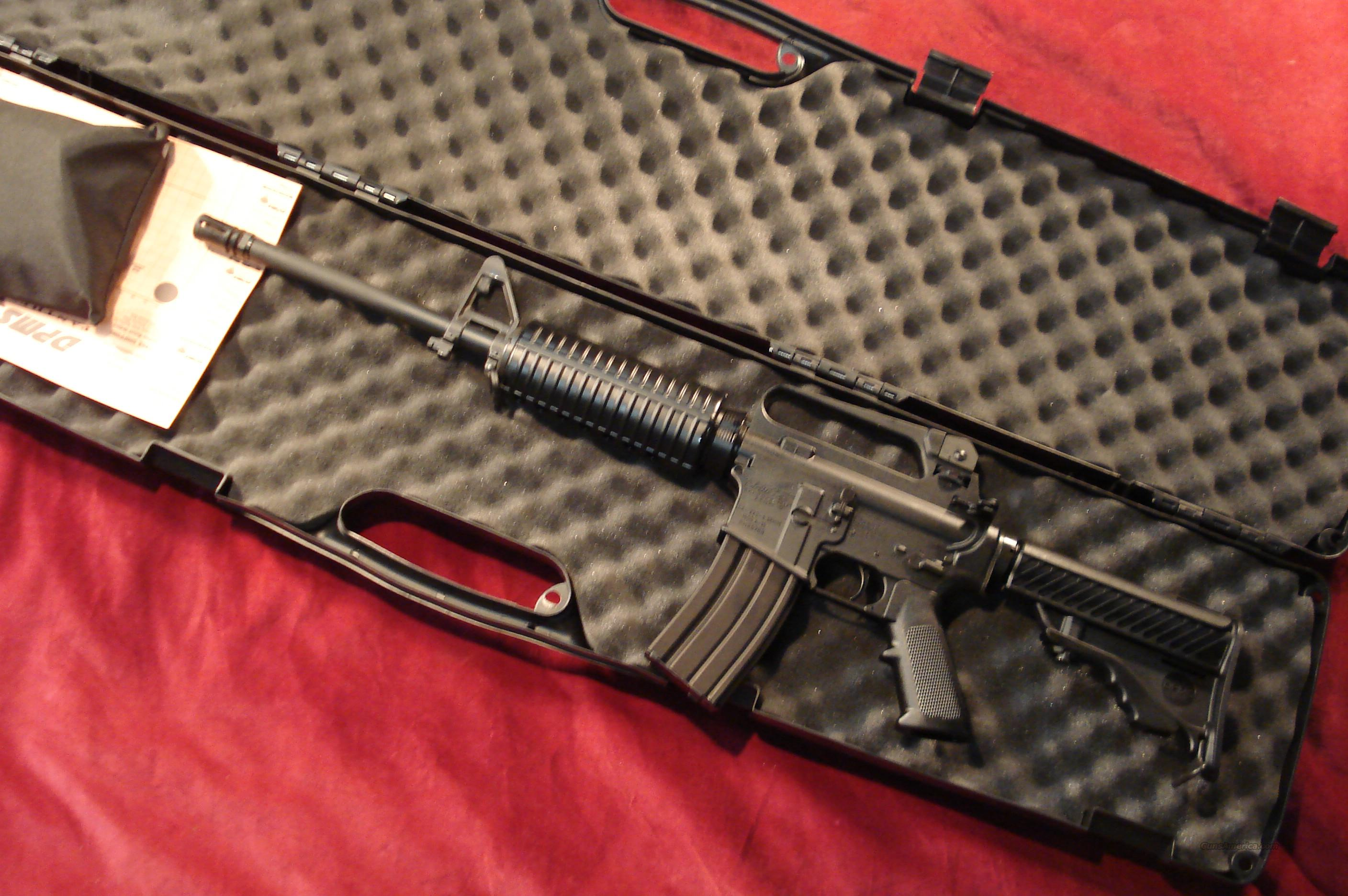 DPMS  PANTHER CARBINE A2 223 CAL. NEW  Guns > Rifles > DPMS - Panther Arms > Complete Rifle