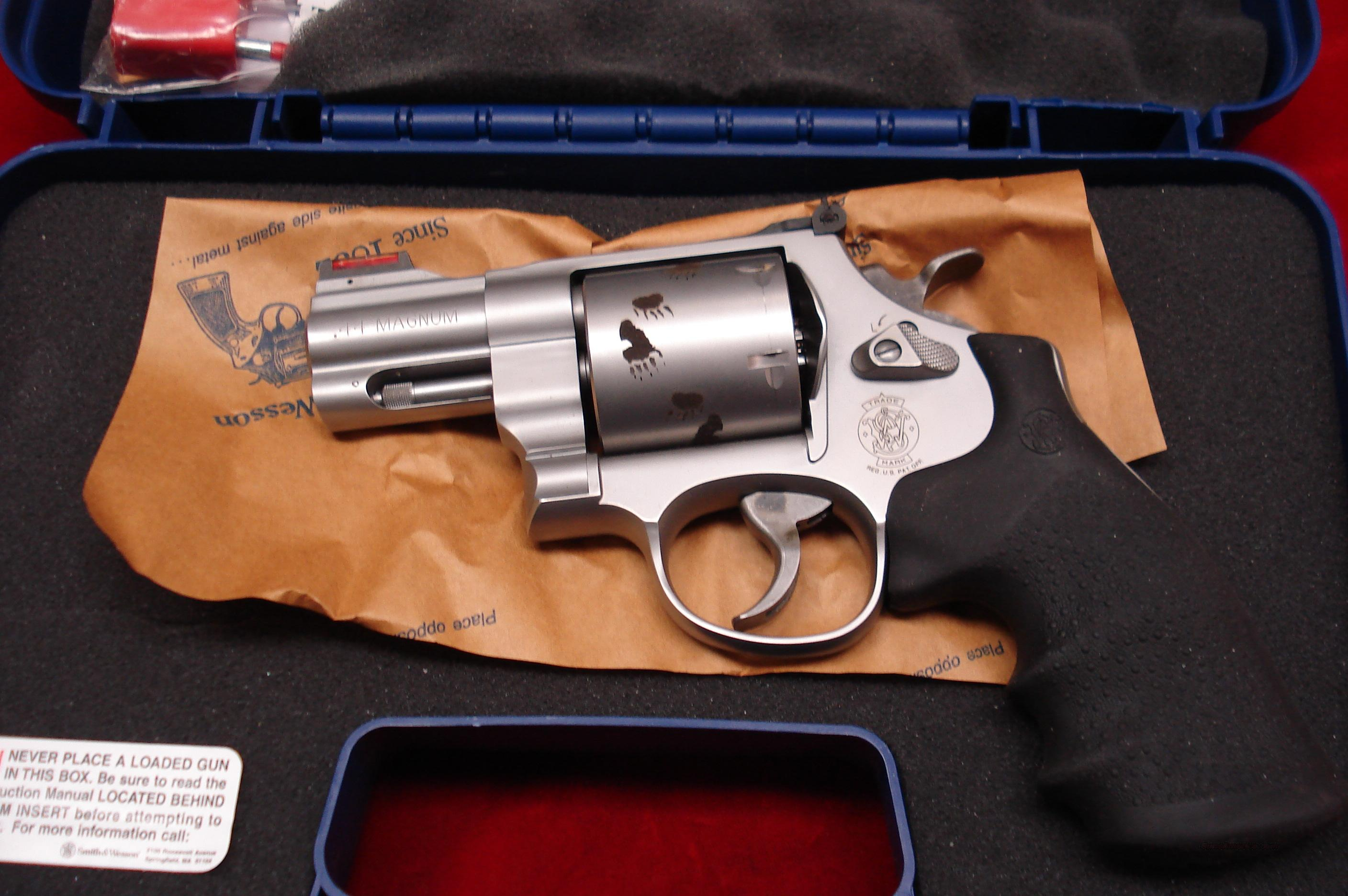 "SMITH AND WESSON MODEL 629 BACKPACKER  2.5"" 44MAG. NEW   Guns > Pistols > Smith & Wesson Revolvers > Model 629"