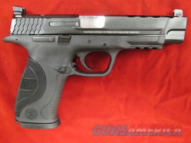 "SMITH AND WESSON M&P 9 PERFORMANCE CENTER PORTED 5"" 9MM NEW  Guns > Pistols > Smith & Wesson Pistols - Autos > Alloy Frame"