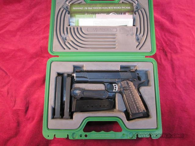 REMINGTON ENHANCED EDITION 1911 R1 45ACP USED  Guns > Pistols > Remington Pistols - Modern