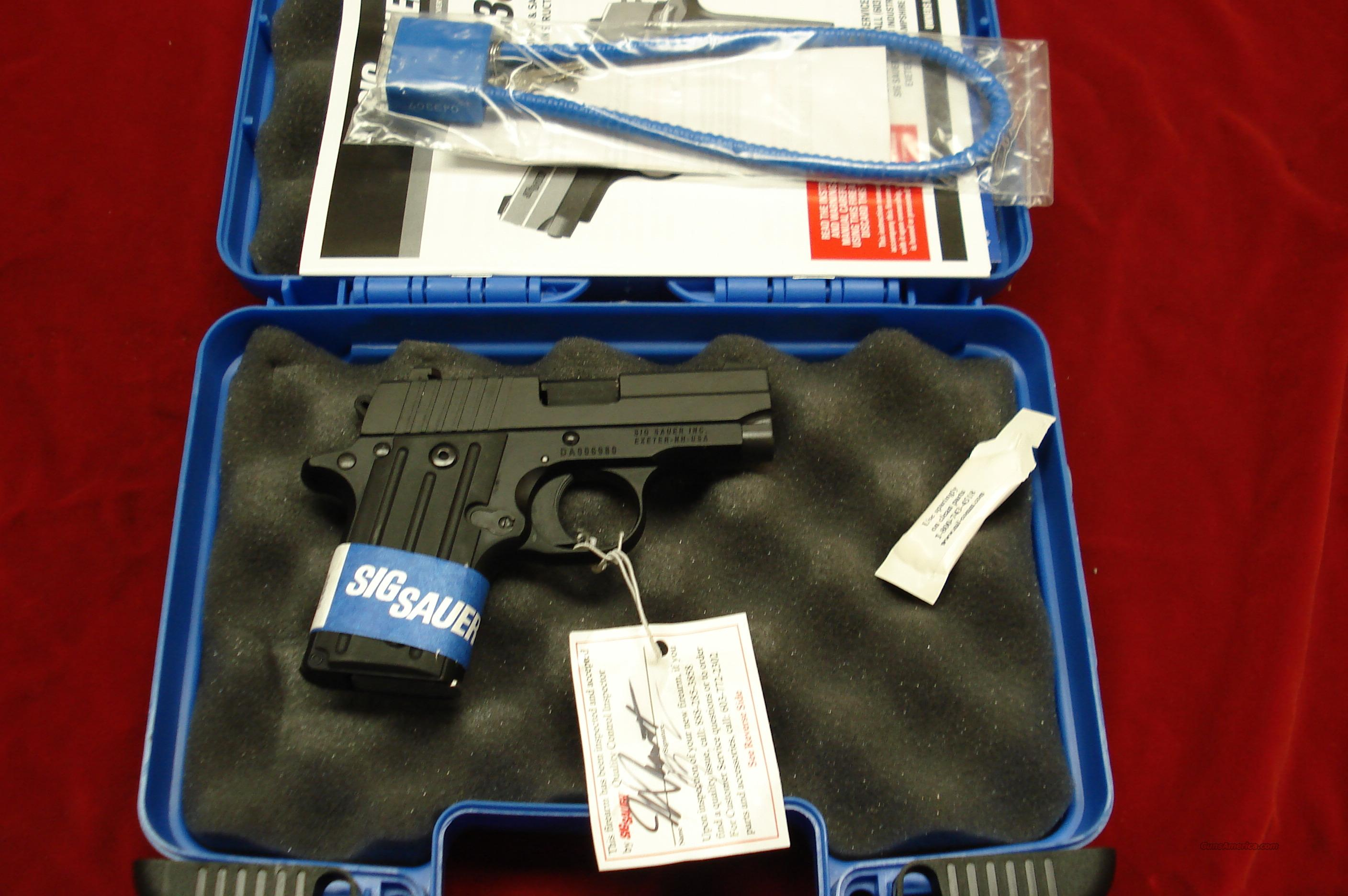SIG SAUER P238 380CAL. NEW   Guns > Pistols > Sig - Sauer/Sigarms Pistols > Other
