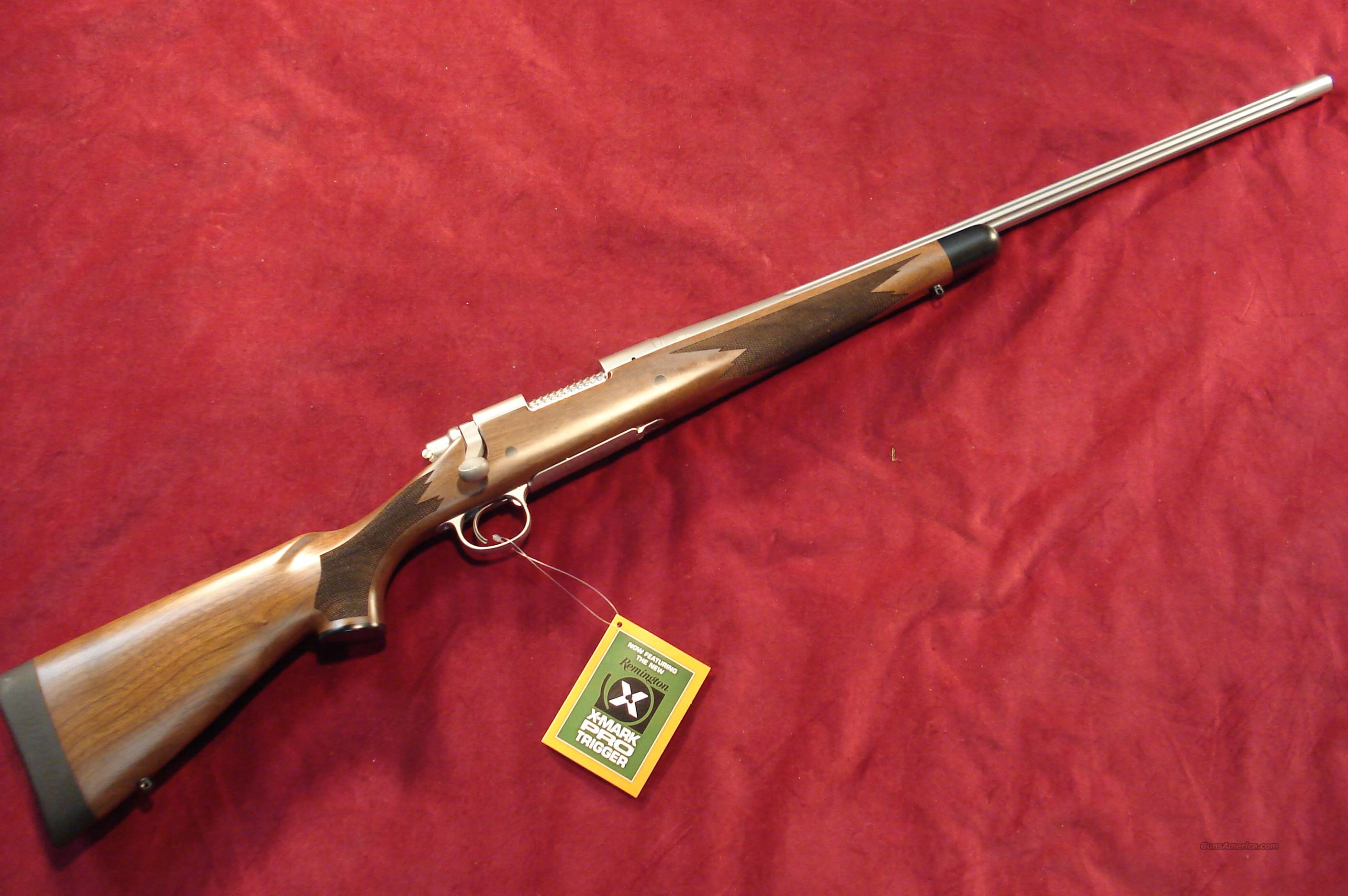 REMINGTON 700 CDL STAINLESS LIMITED ED. 260 REMINGTON     Guns > Rifles > Remington Rifles - Modern > Model 700 > Sporting