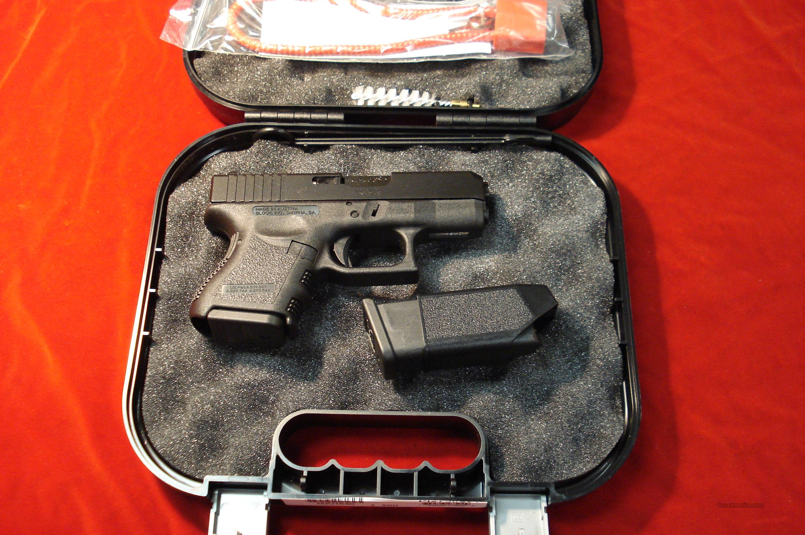 GLOCK MODEL 27 40S&W NEW    Guns > Pistols > Glock Pistols > 26/27