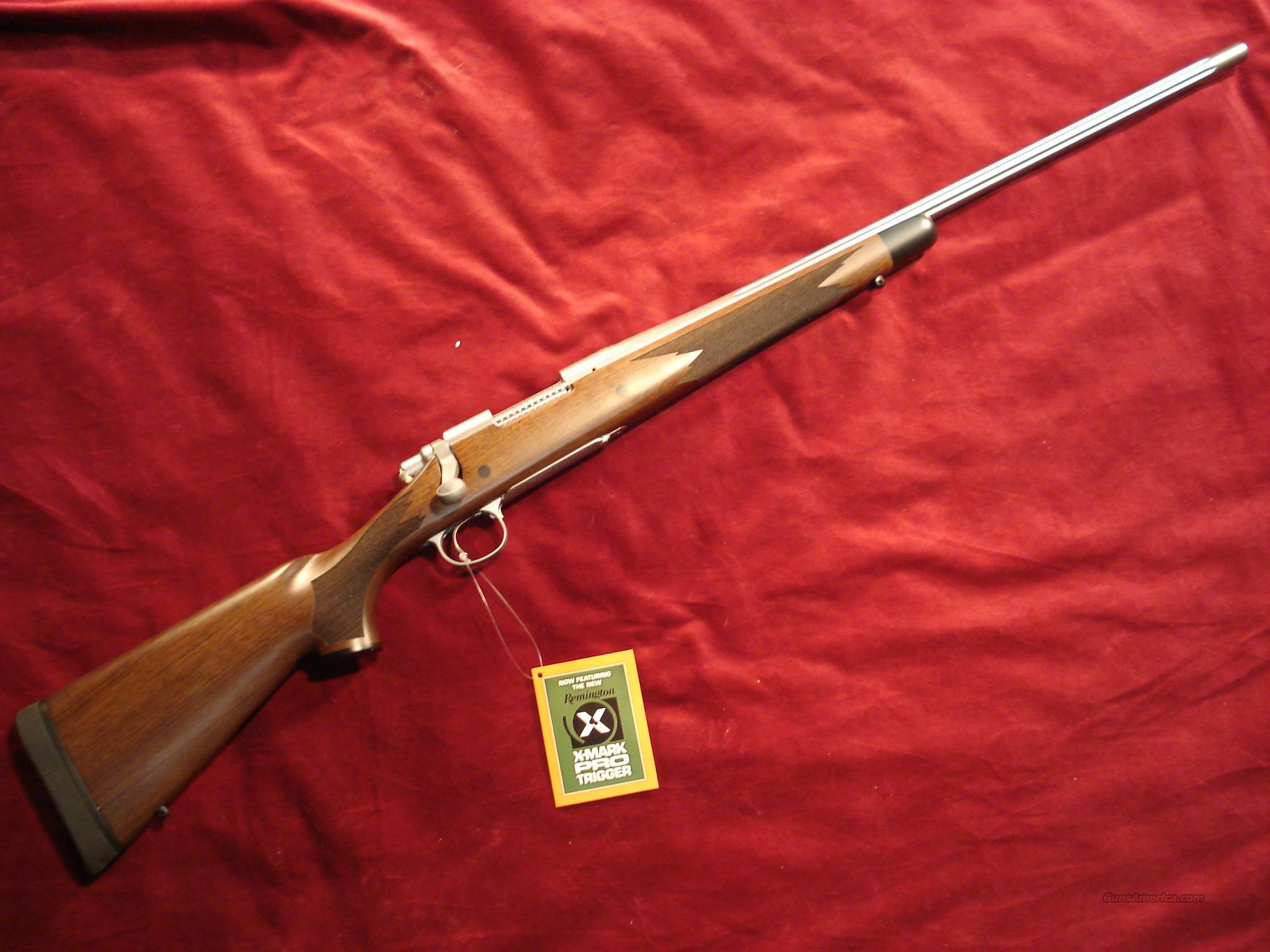 REMINGTON 700 CDL STAINLESS LIMITED ED. .17  REMINGTON FIREBALL    Guns > Rifles > Remington Rifles - Modern > Model 700 > Sporting