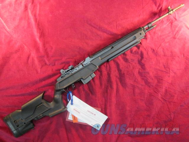 SPRINGFIELD ARMORY M1A  W/ NATIONAL MATCH BARREL AND PRECISION ADJUSTABLE STOCK NEW (MP9226)  Guns > Rifles > Springfield Armory Rifles > M1A/M14