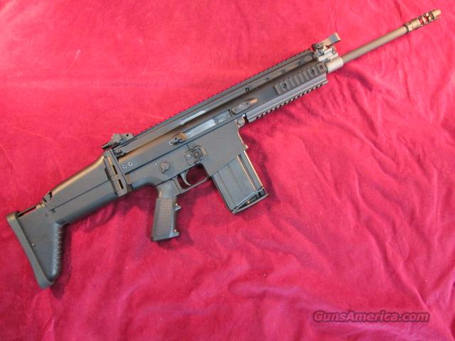 FN SCAR 17S BLACK LNIB  Guns > Rifles > FNH - Fabrique Nationale (FN) Rifles > Semi-auto > Other