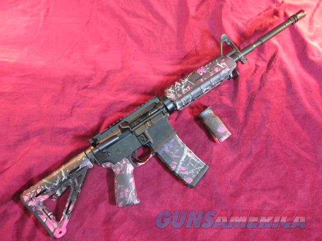 COLT LE6920 MAGPUL MUDDY GIRL PACKAGE FLAT TOP.223 NEW  Guns > Rifles > Colt Military/Tactical Rifles