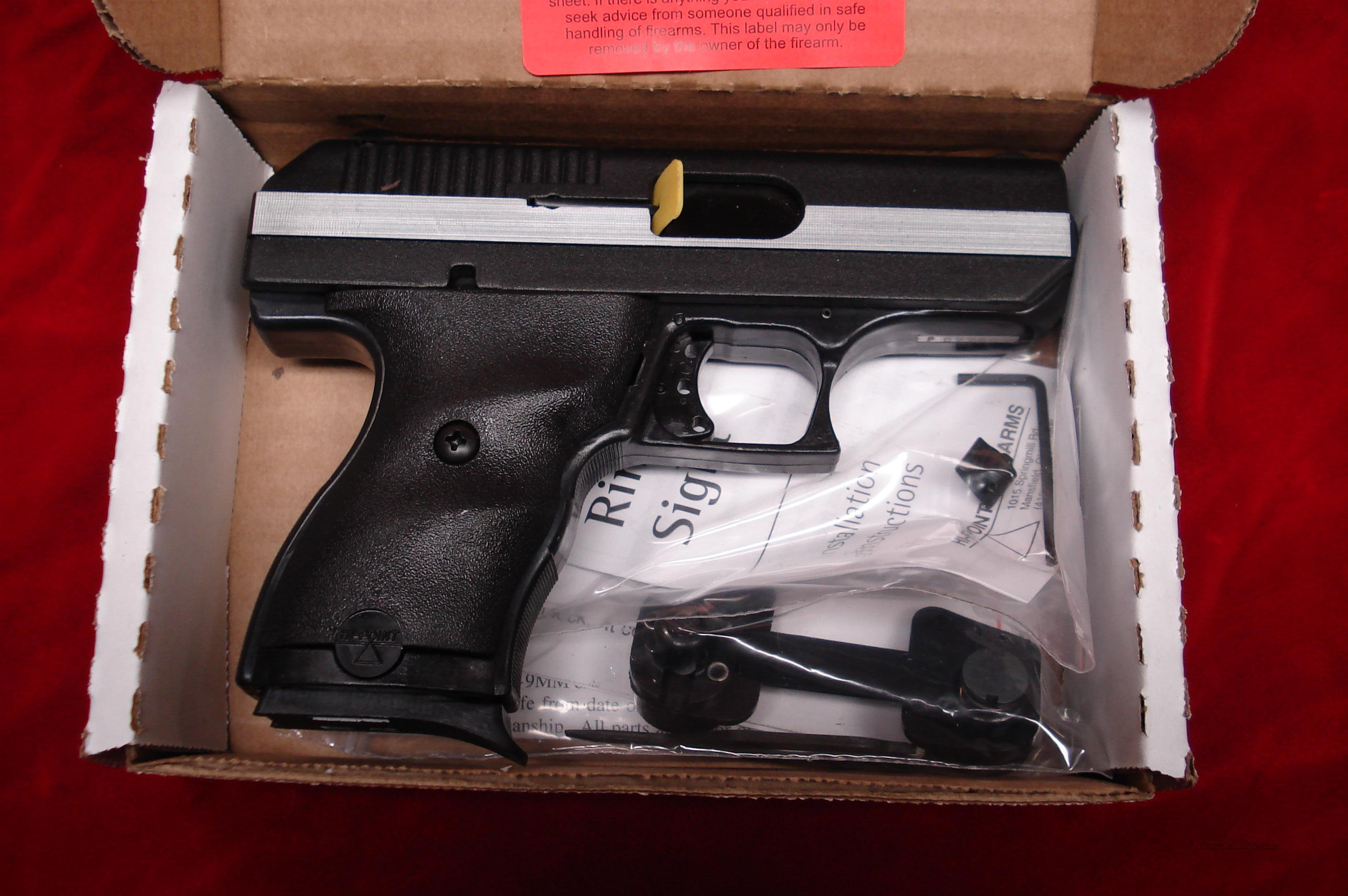 HI-POINT 380CAL. NEW IN THE BOX  Guns > Pistols > Hi Point Pistols
