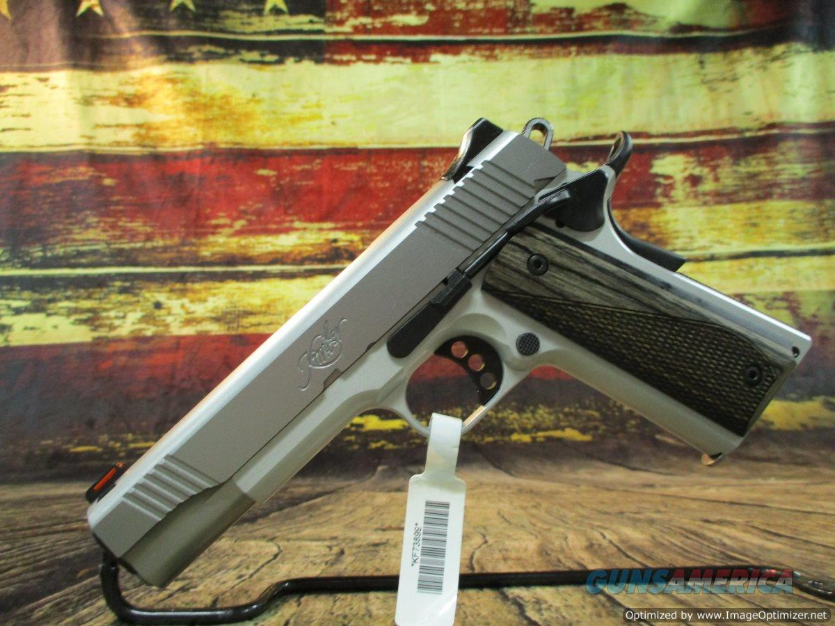 "Kimber Stainless Lightweight Arctic 9mm NEW 9+1 5"" (3700594)  Guns > Pistols > Kimber of America Pistols > 1911"