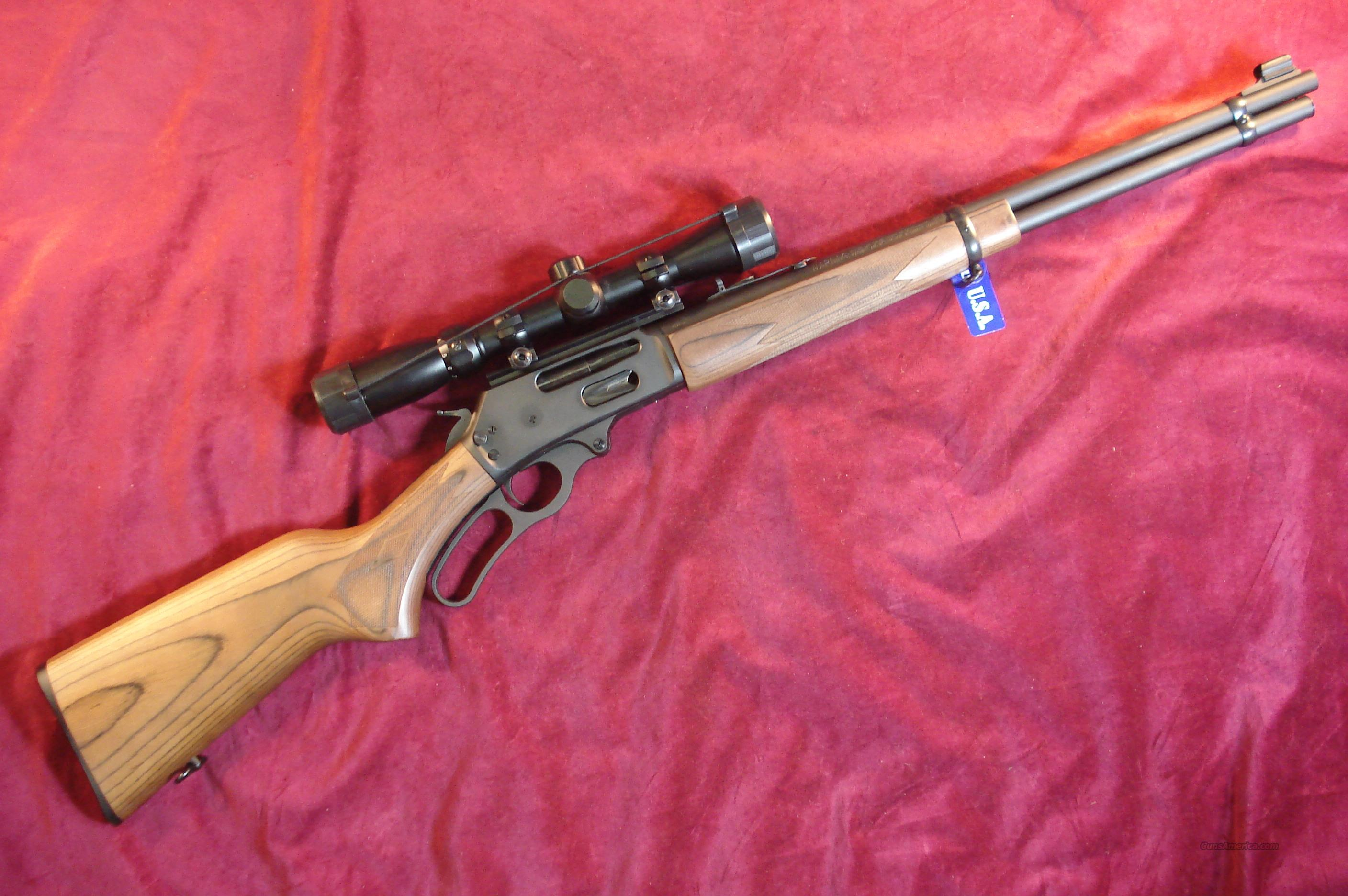 MARLIN 336W 30-30 CAL SCOPE PACKAGE NEW   Guns > Rifles > Marlin Rifles > Modern > Lever Action