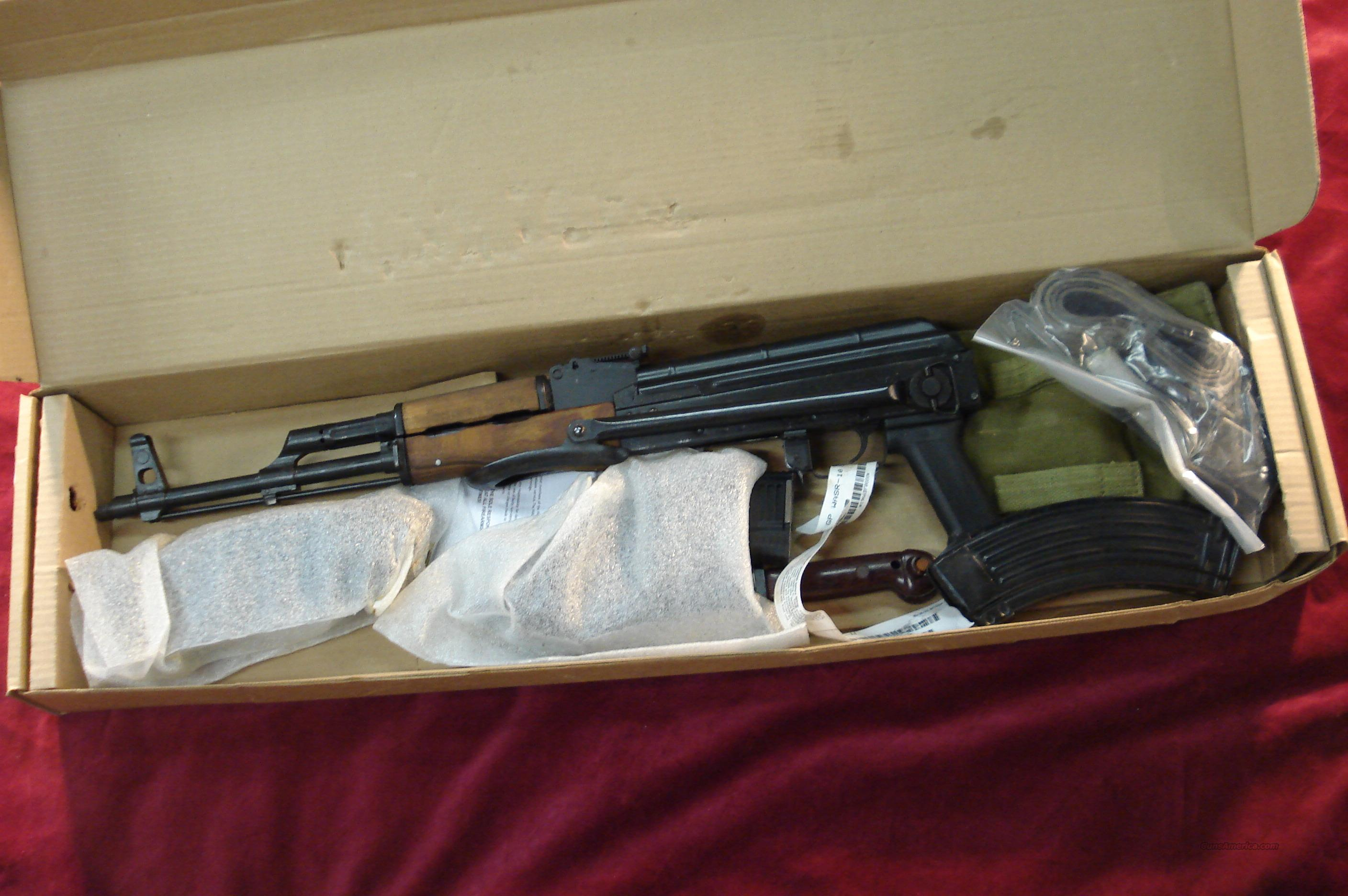 AK-47 W/UNDERFOLDER STOCK W/ ACC NEW  Guns > Rifles > AK-47 Rifles (and copies) > Folding Stock
