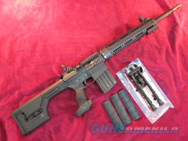 DPMS PANTHER SASS 308CAL. TACTICAL USED (RFLRT-SASS)  Guns > Rifles > DPMS - Panther Arms > Complete Rifle