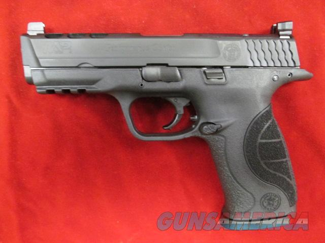"SMITH AND WESSON M&P 9 PERFORMANCE CENTER PORTED 4.25"" 9MM NEW  Guns > Pistols > Smith & Wesson Pistols - Autos > Polymer Frame"