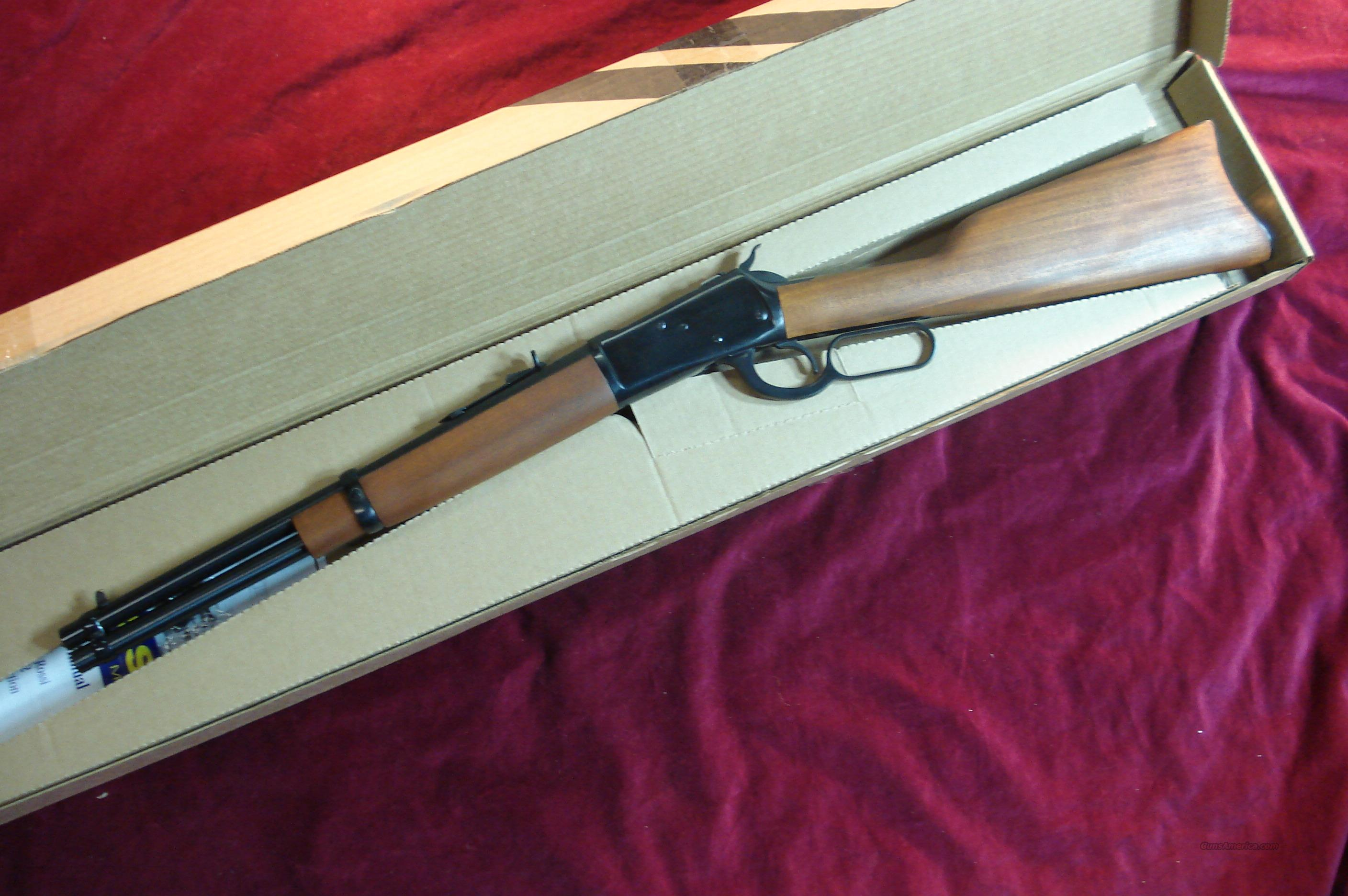 ROSSI 92 LEVER ACTION 44 MAGNUM CAL. NEW  Guns > Rifles > Rossi Rifles > Cowboy
