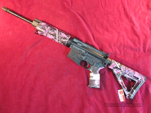 SIG SAUER M400 ENHANCED MUDDY GIRL CAMO AR-15 5.56/223 CAL. NEW  Guns > Rifles > Sig - Sauer/Sigarms Rifles