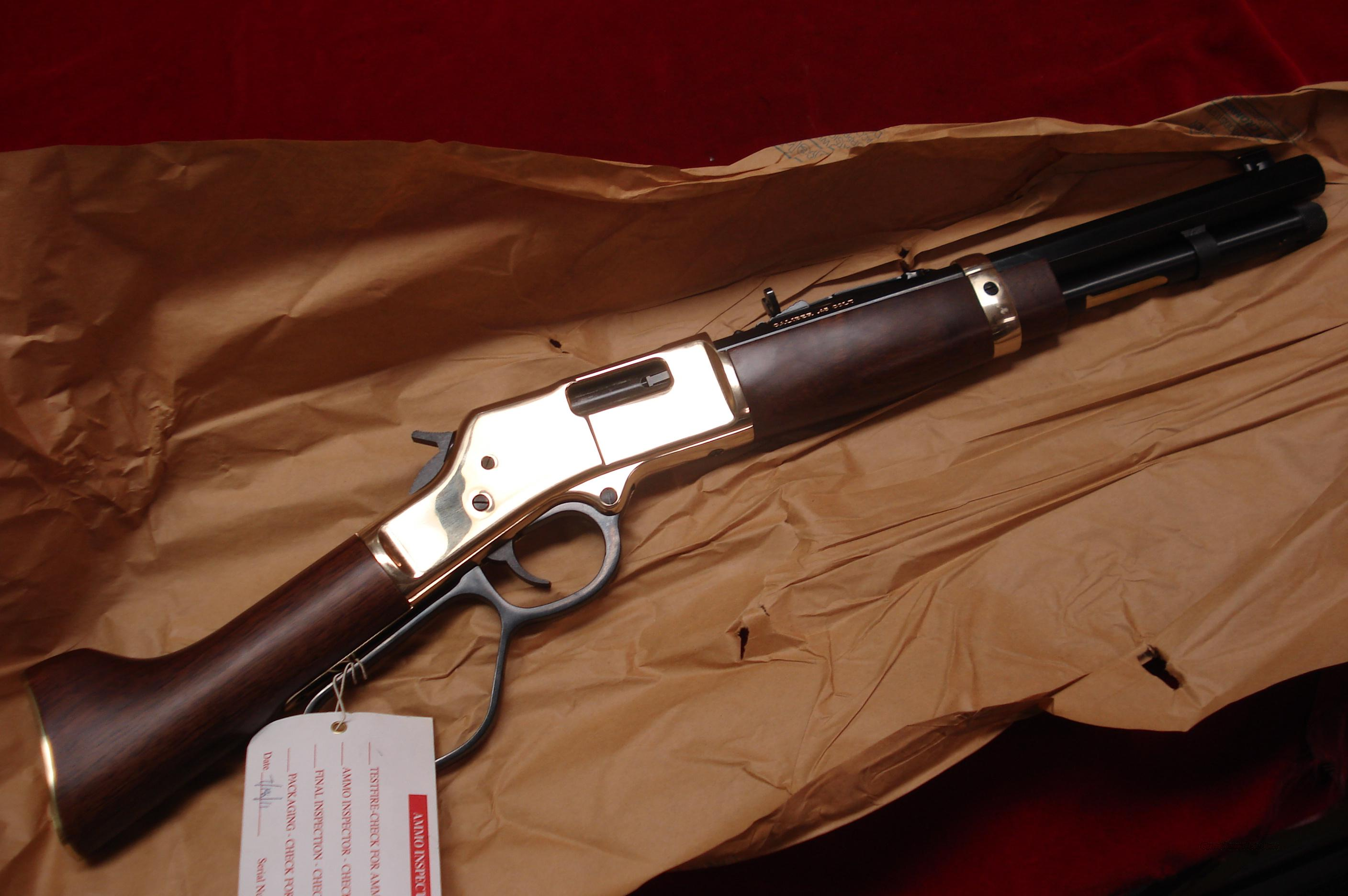 HENRY BIG BOY MARES LEG 45COLT CAL. NEW  Guns > Rifles > Henry Rifle Company