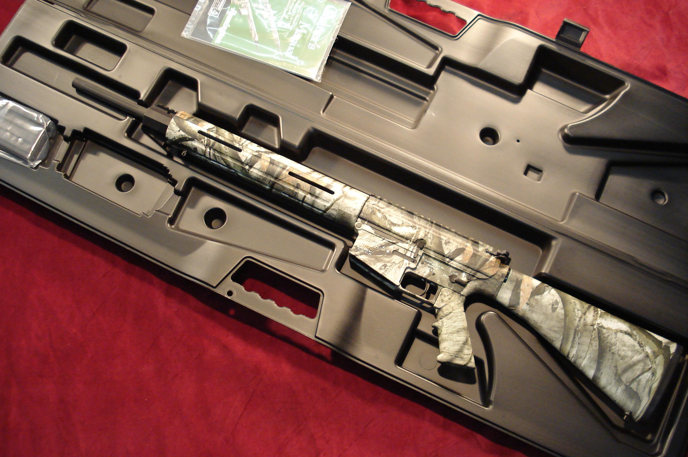 REMINGTON R-25 VTR .308 CAL. CAMO NEW  Guns > Rifles > AR-15 Rifles - Small Manufacturers > Complete Rifle