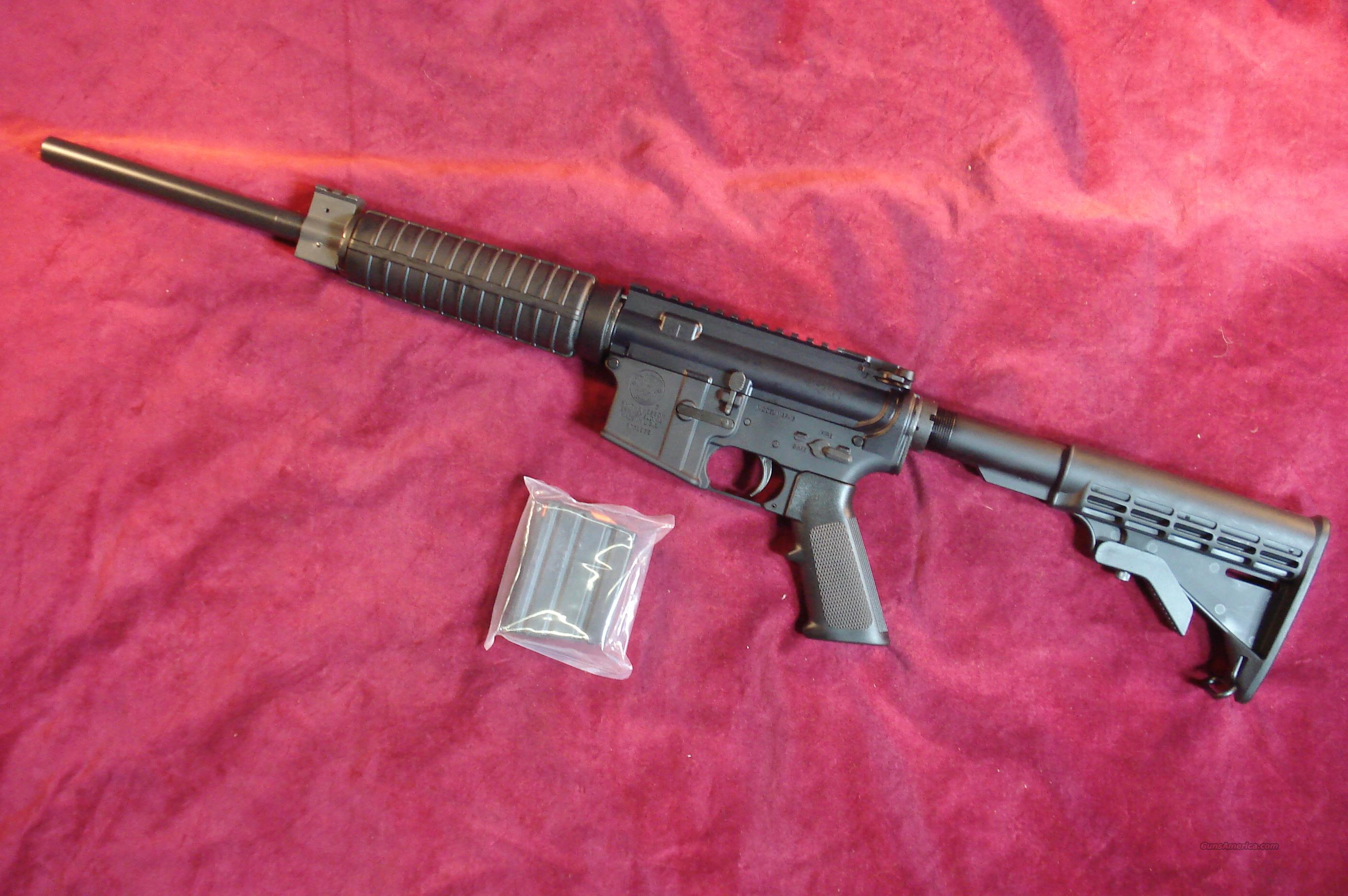 SMITH & WESSON 10 ROUND  M&P15OR ( OPTIC READY CARBINE) 223/5.56 CAL.NEW  Guns > Rifles > Smith & Wesson Rifles > M&P