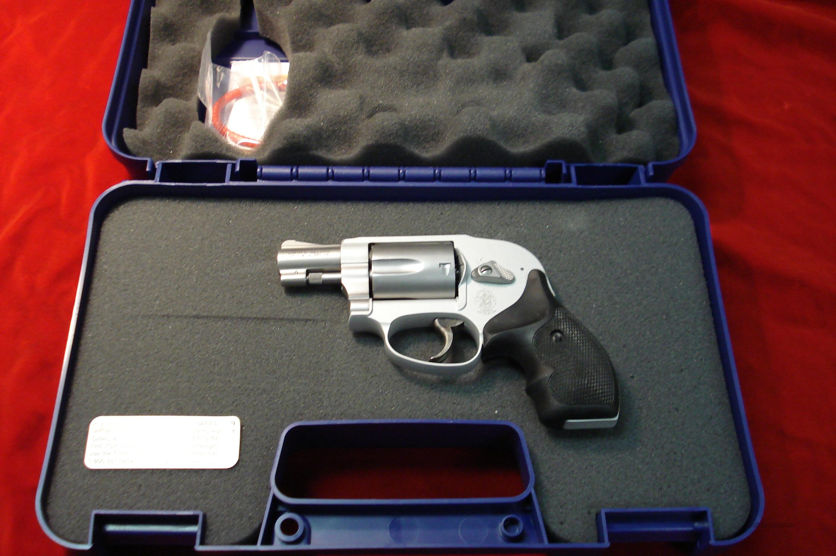 SMITH AND WESSON 638 AIRWEIGHT 38SPL. NEW    Guns > Pistols > Smith & Wesson Revolvers > Pocket Pistols