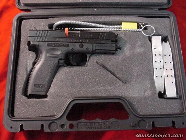SPRINGFIELD ARMORY XD 40 HIGH CAP PACKAGE NEW    Guns > Pistols > Springfield Armory Pistols > XD (eXtreme Duty)