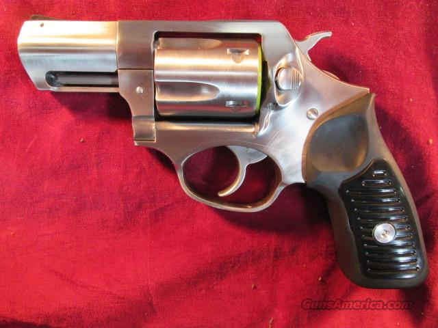 RUGER  SP101 STAINLESS 357CAL. (KSP-321X) NEW  Guns > Pistols > Ruger Double Action Revolver > SP101 Type