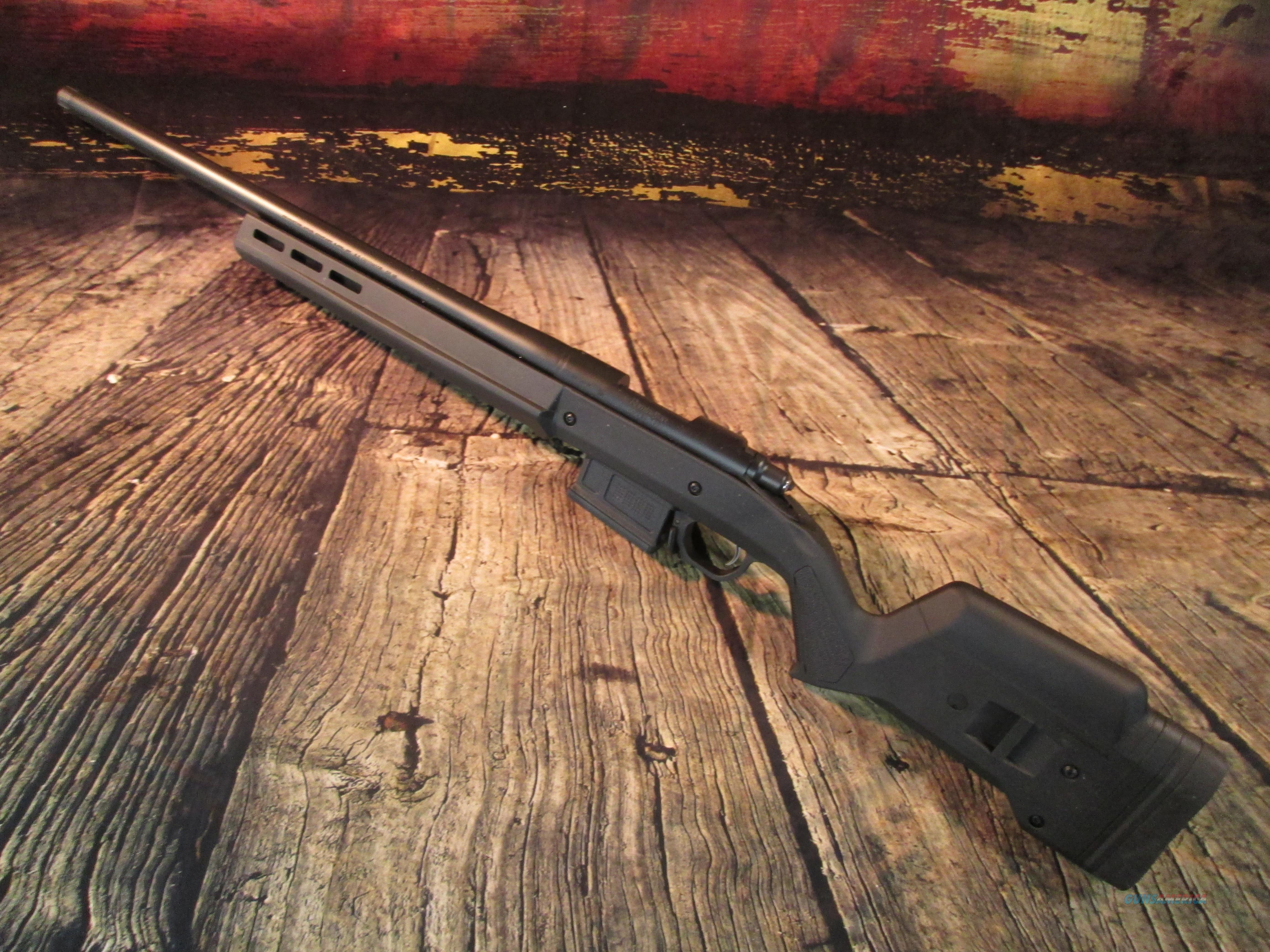 "REMINGTON 700 MAGPUL 5R BLACK CERAKOTE 22"" BARREL 6.5 CREEDMOOR NEW (84295)   Guns > Rifles > Remington Rifles - Modern > Model 700 > Tactical"