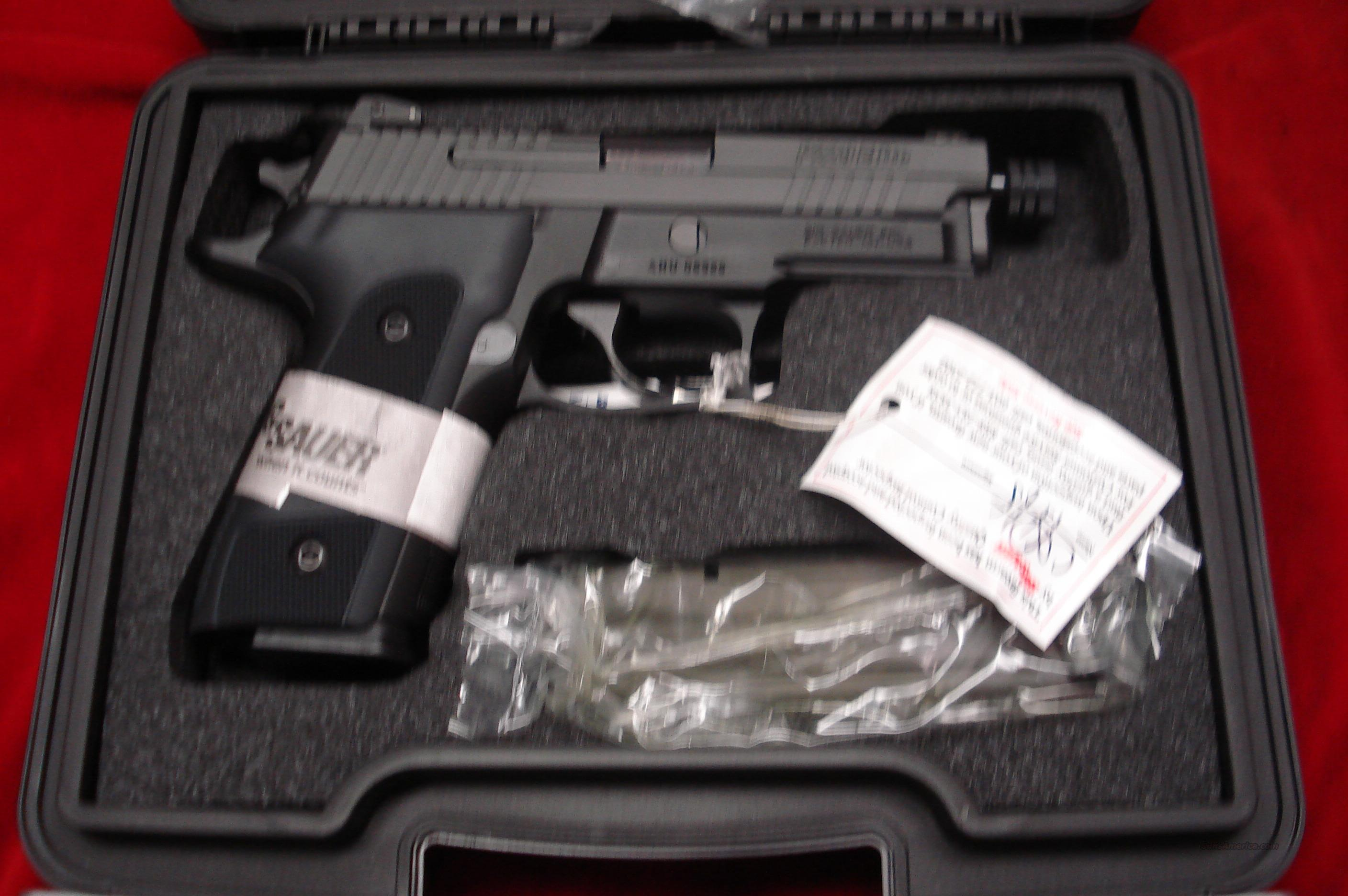 SIG SAUER P229 ELITE THREADED BARREL 9MM WITH NIGHT SIGHTS NEW   Guns > Pistols > Sig - Sauer/Sigarms Pistols > P229