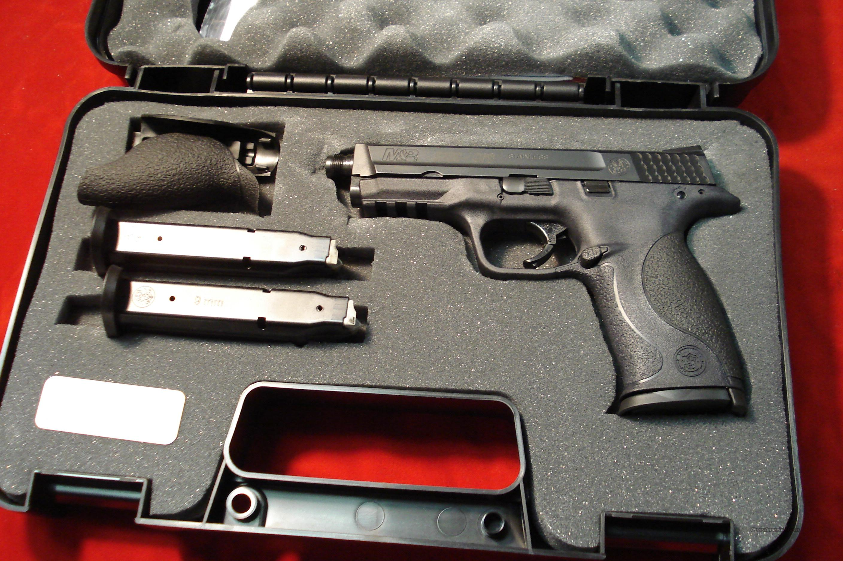 SMITH AND WESSON SPEC-OPS M&P 9MM HIGH/CAP NEW    Guns > Pistols > Smith & Wesson Pistols - Autos > Polymer Frame