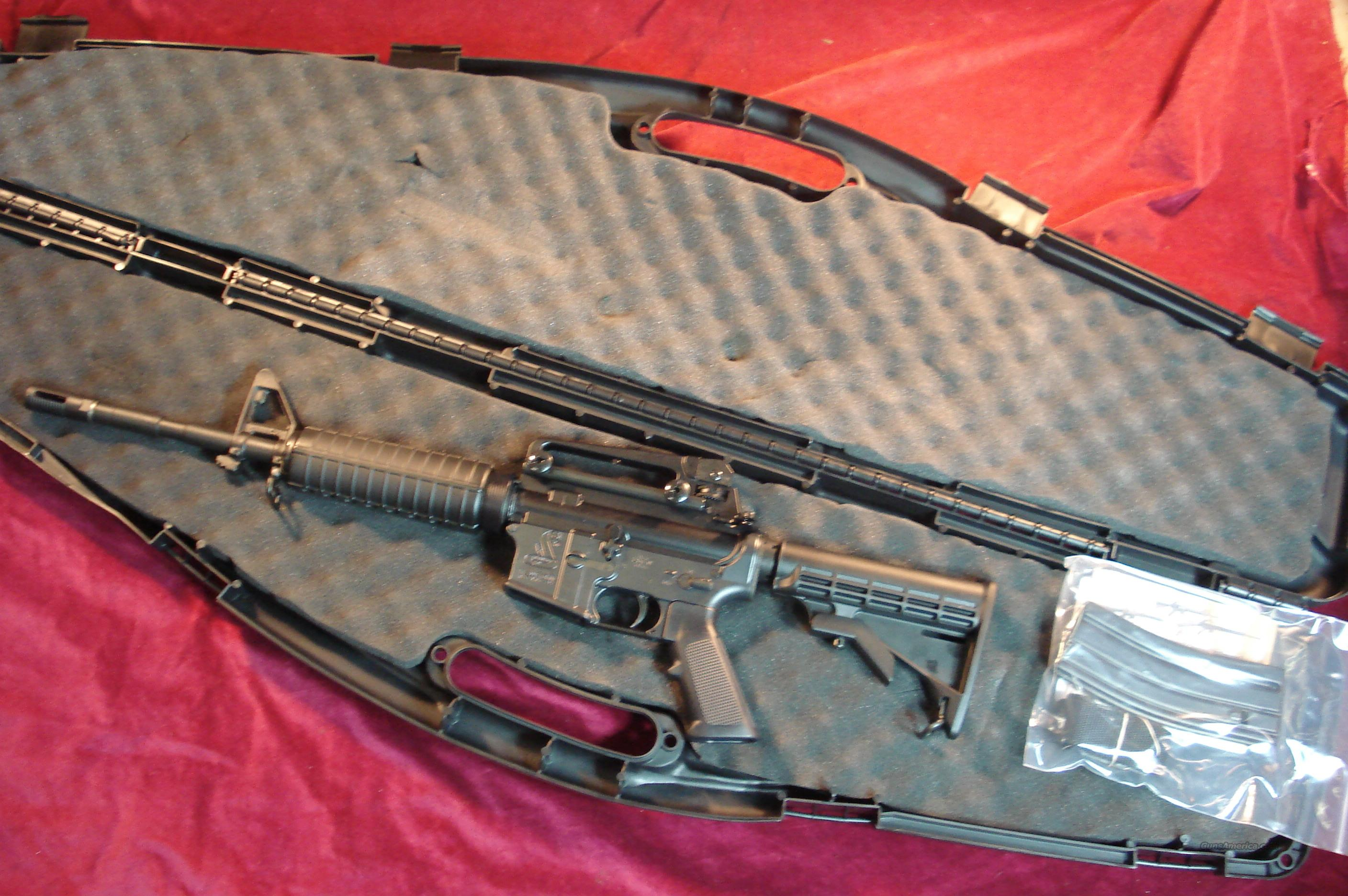 BUSHMASTER M4A3 IZZY CARBINE 5.56/223CAL. NEW ... For Sale