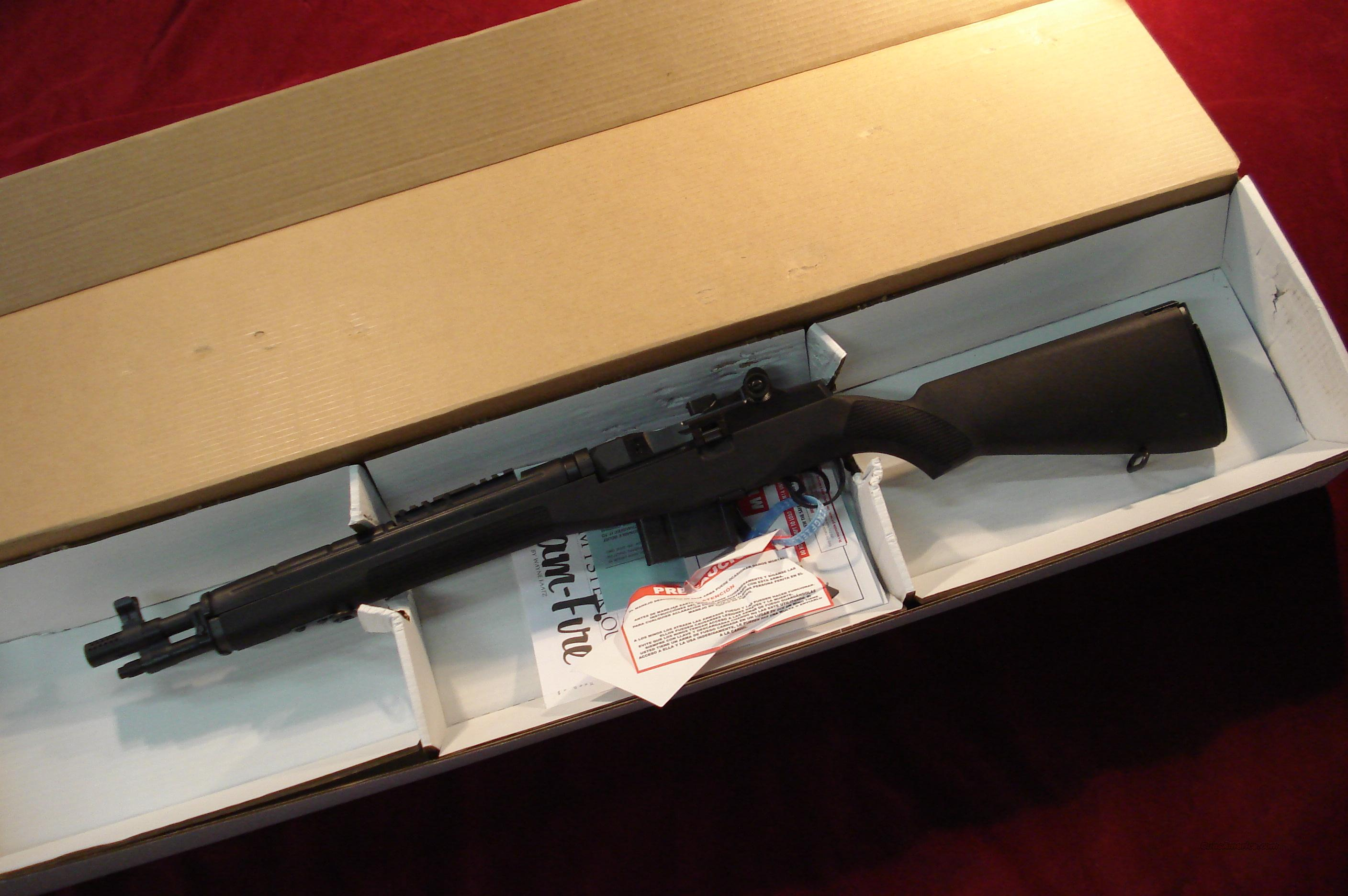 SPRINGFIELD ARMORY SOCOM 16 (AA9626) NEW IN THE BOX  Guns > Rifles > Springfield Armory Rifles > M1A/M14