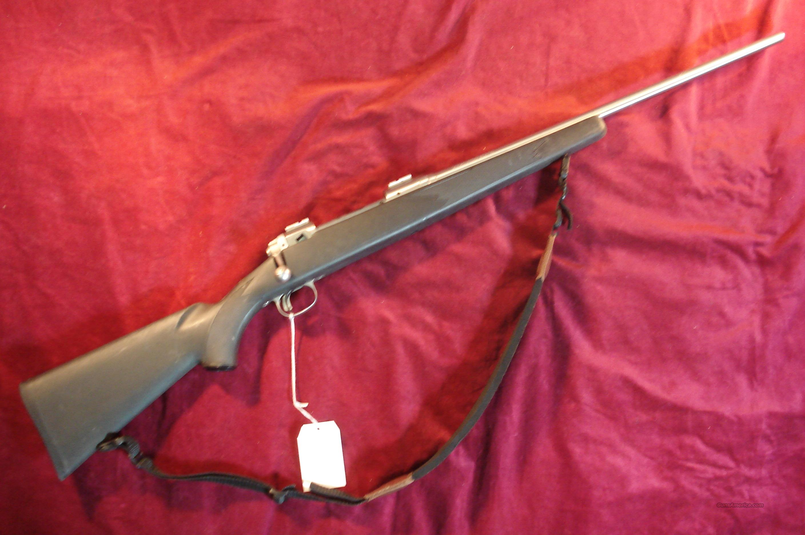 SAVAGE MODEL 116 W/ ACCUTRIGGER STAINLESS 270 CAL USED  Guns > Rifles > Savage Rifles > Accutrigger Models > Sporting