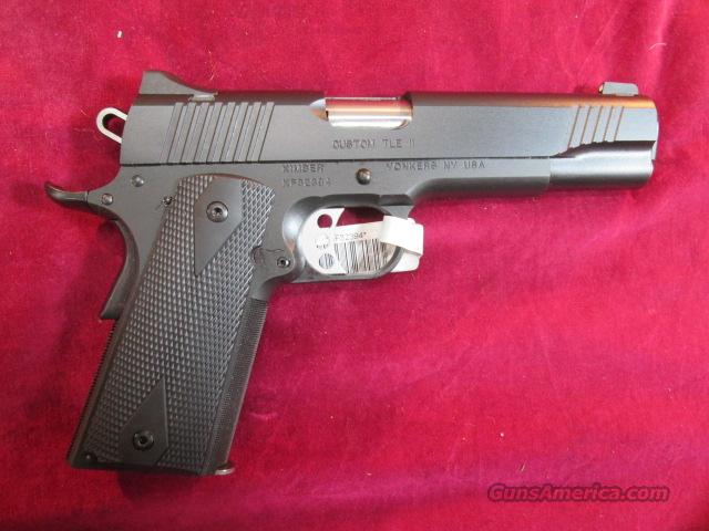 KIMBER CUSTOM TLE II 10MM W/ NIGHT SIGHTS NEW  Guns > Pistols > Kimber of America Pistols